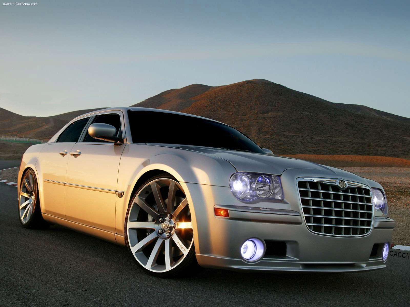 Chrysler 300 SRT8 Wallpapers and Background Images - stmed.net