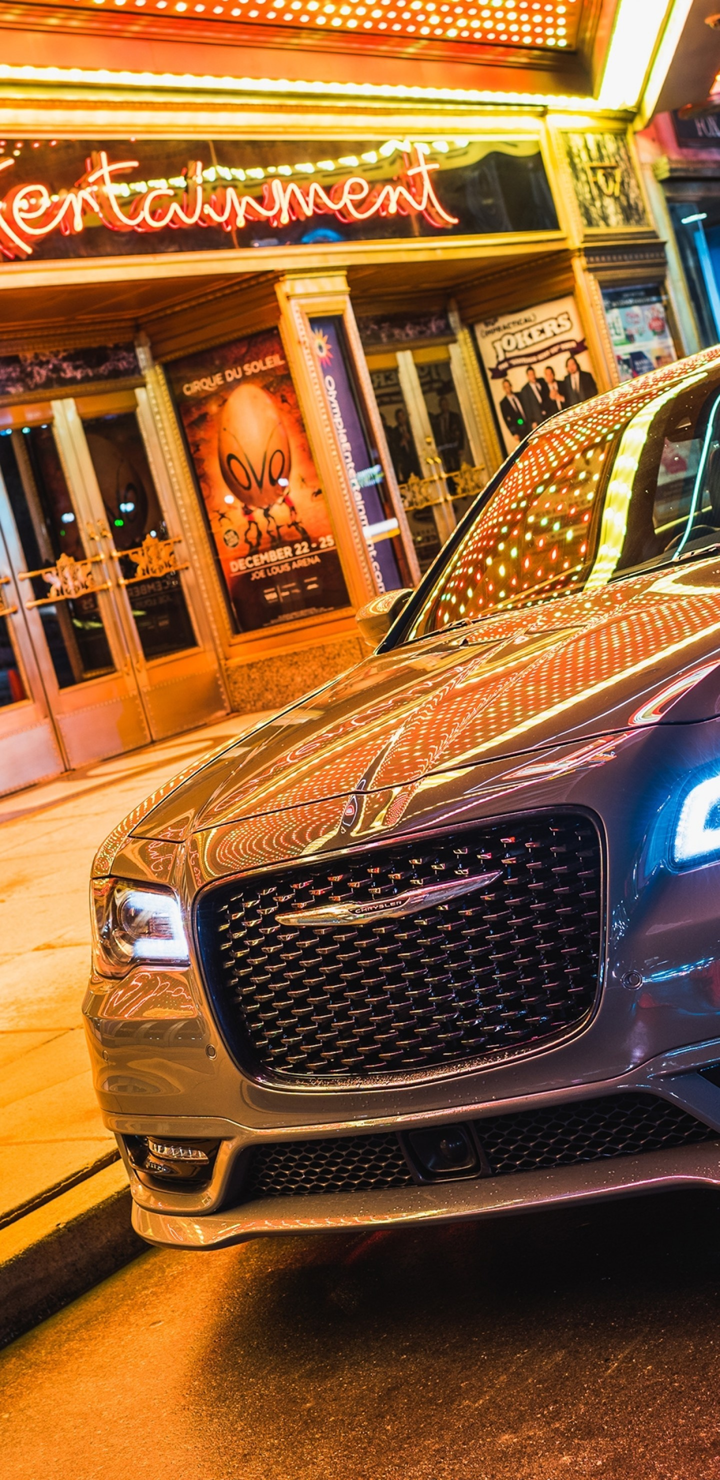 Download 1440x2960 Chrysler 300s, Luxury, Cars, Street Wallpapers ...