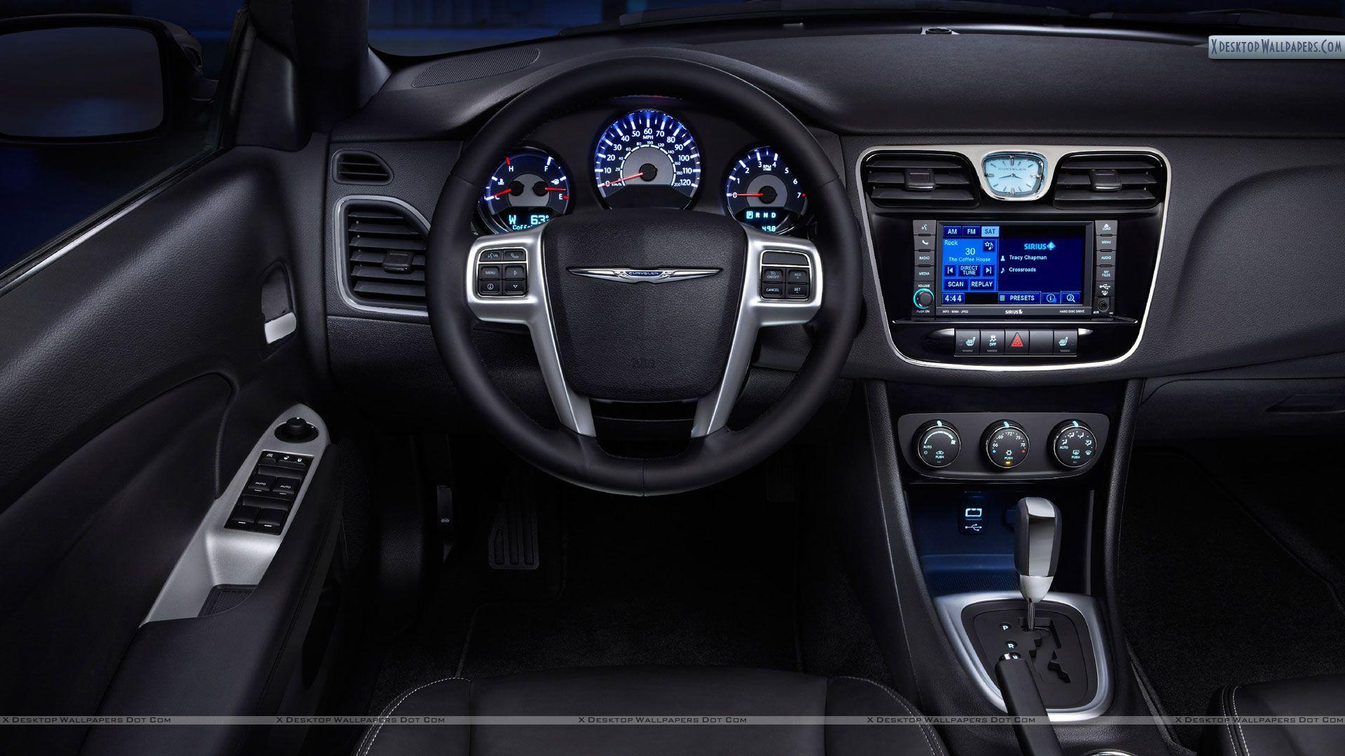 Chrysler 200 Wallpapers, Photos & Images in HD