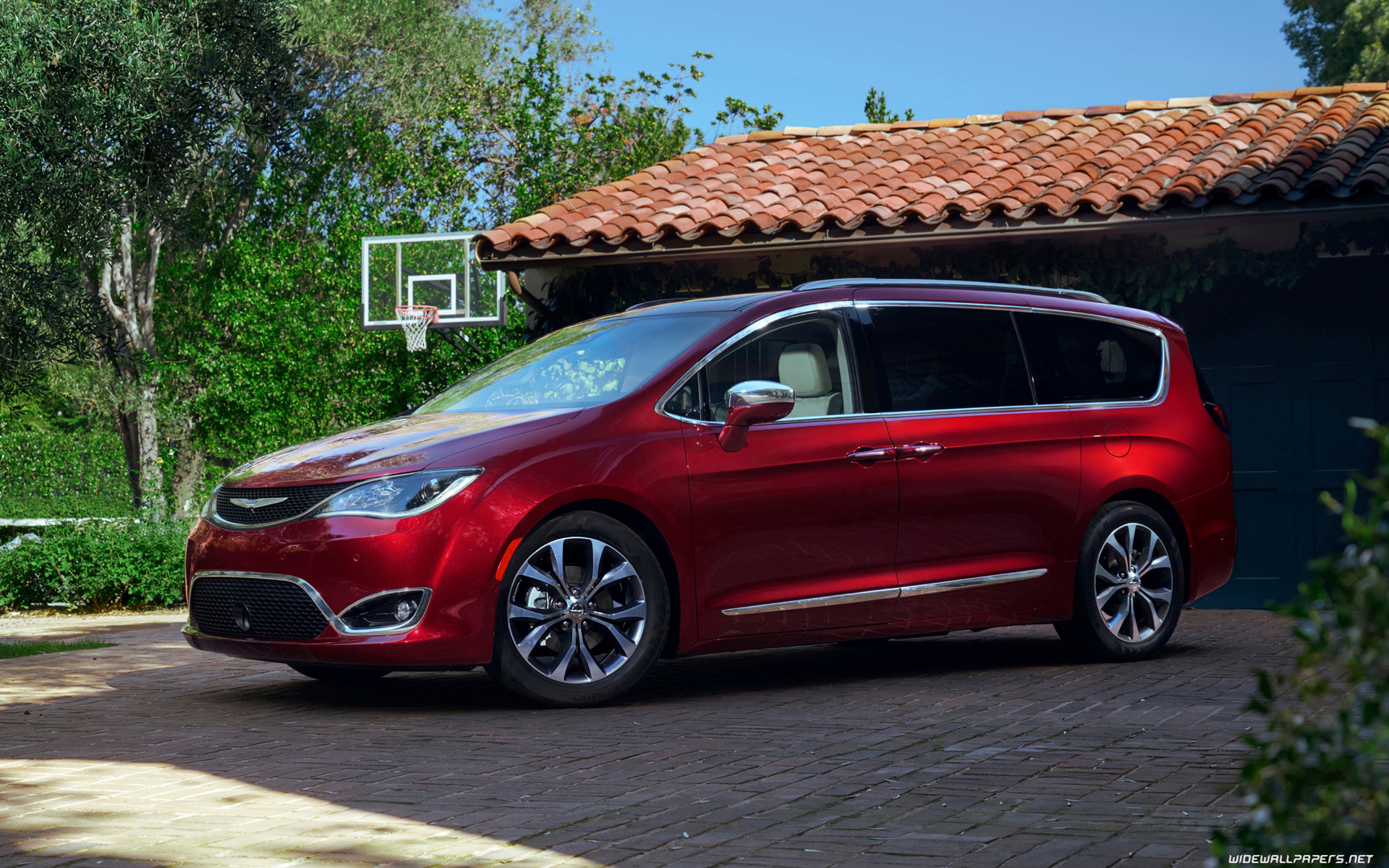 Chrysler Pacifica cars desktop wallpapers HD and wide wallpapers