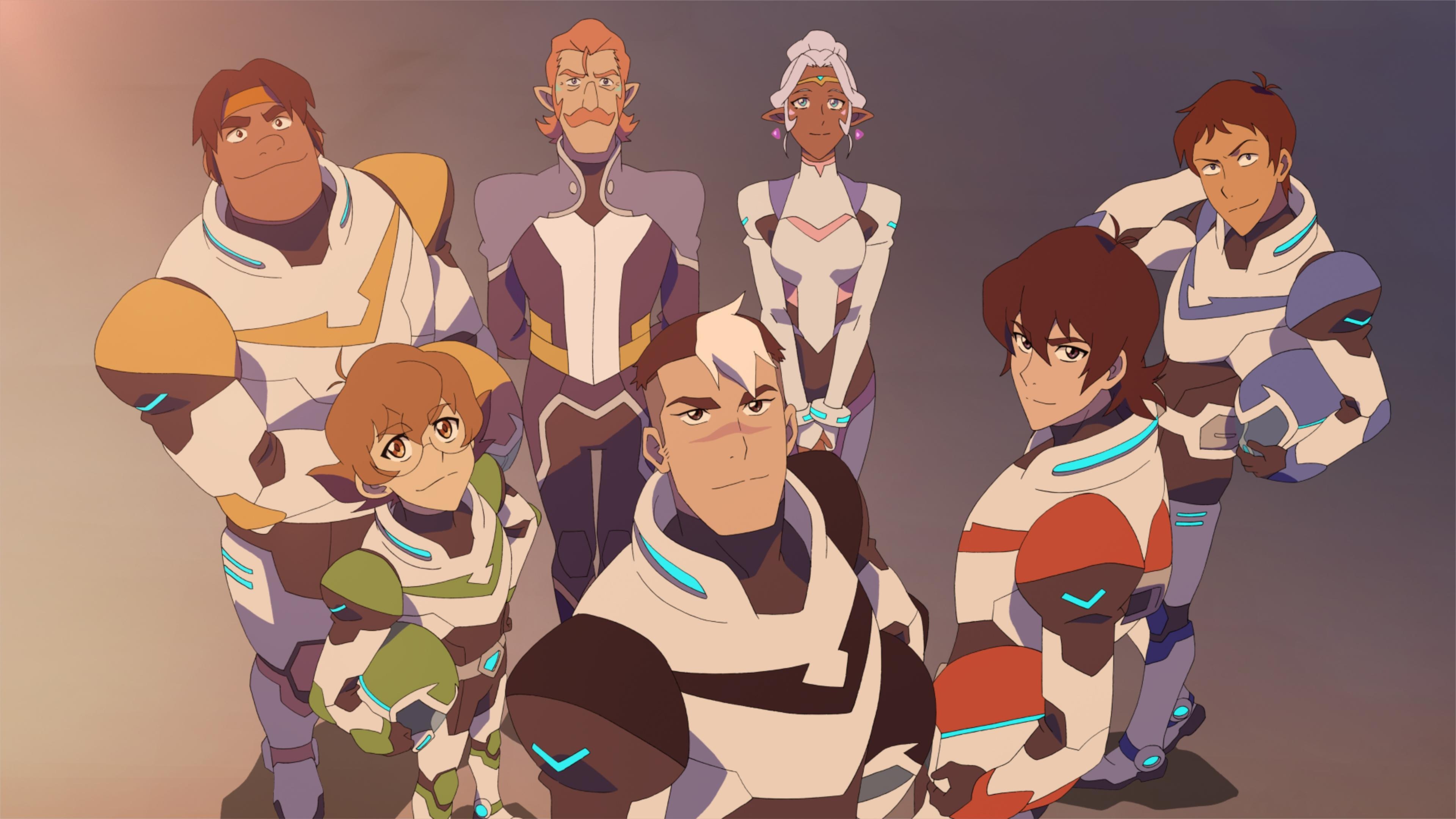 The Voltron Paladins: 13 Things You Didn't Know