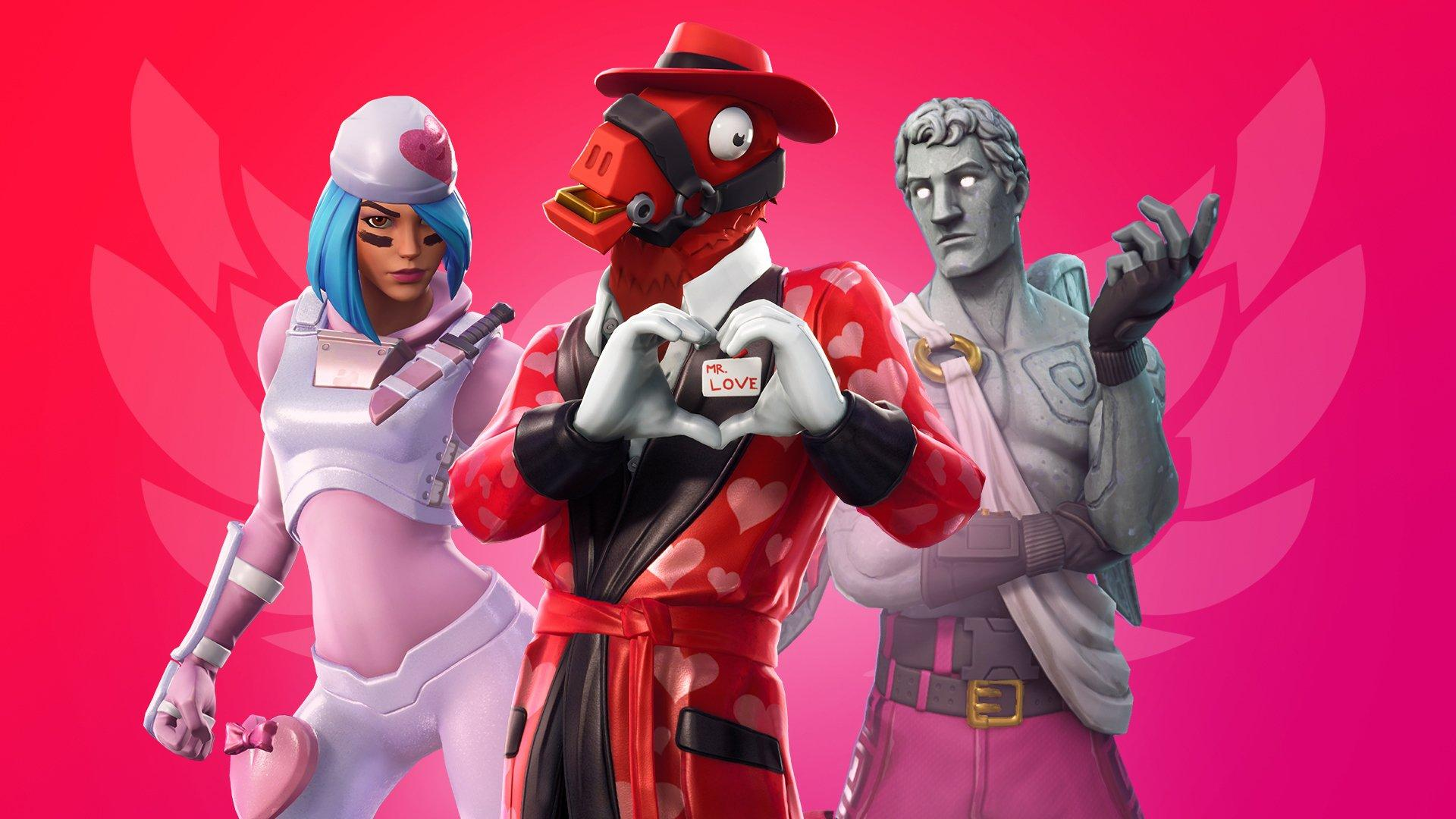 Fortnite Share the Love Event: Overtime Challenges and More