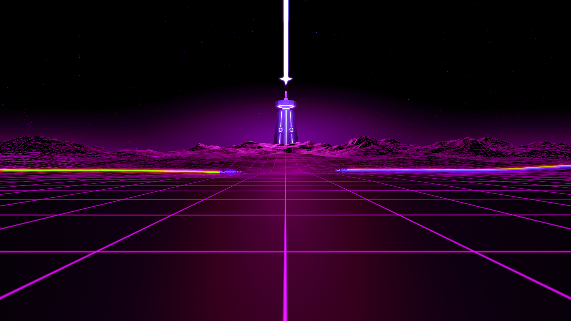 Outrun wallpapers