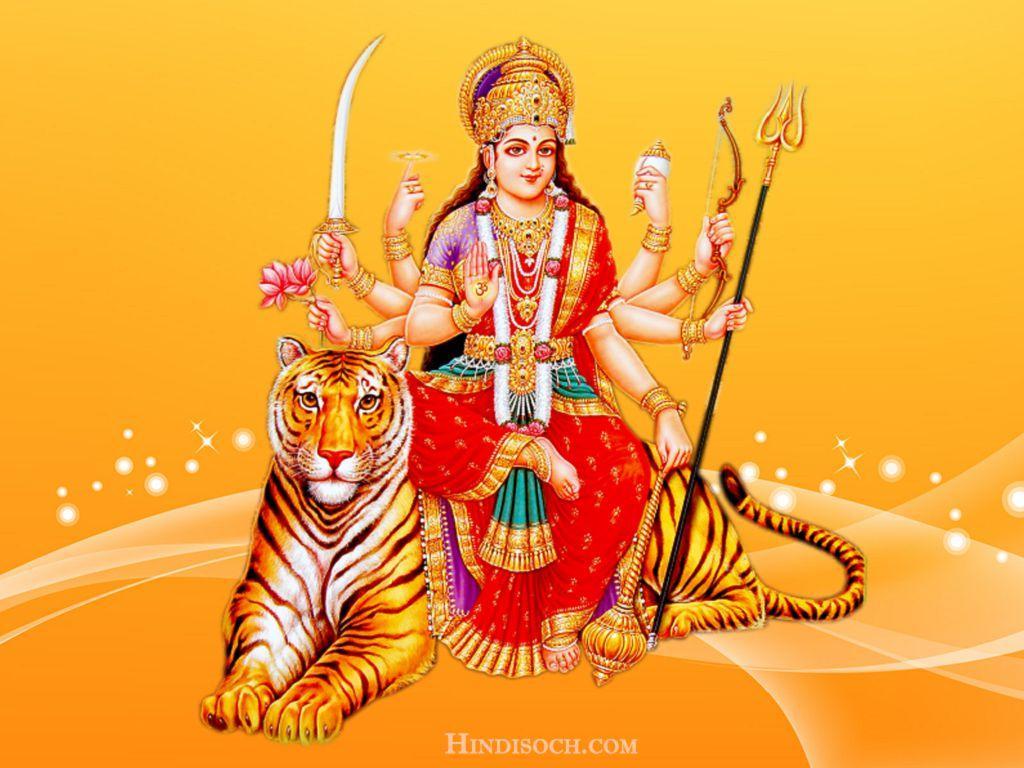 Durga Mata Wallpapers Wallpaper Cave