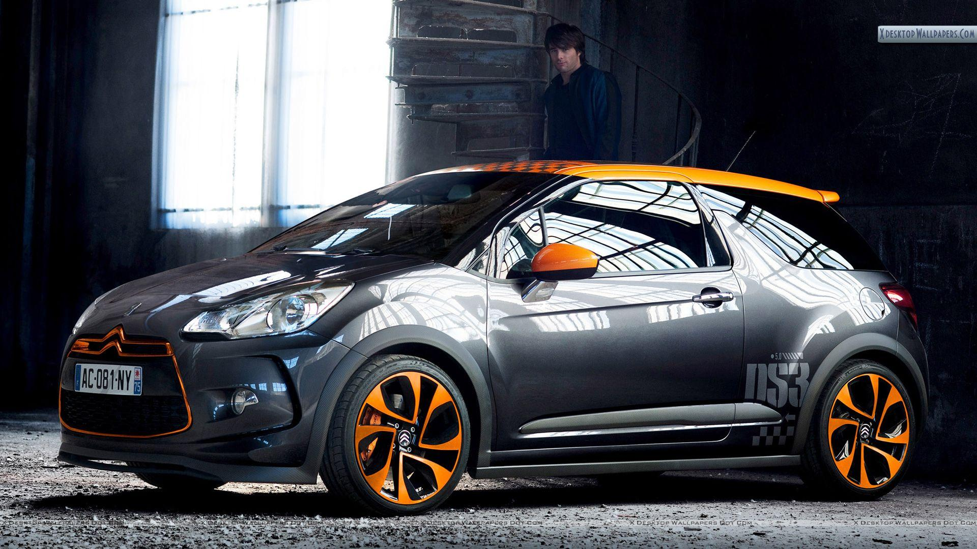 Citroen DS3 Wallpapers, Photos & Image in HD