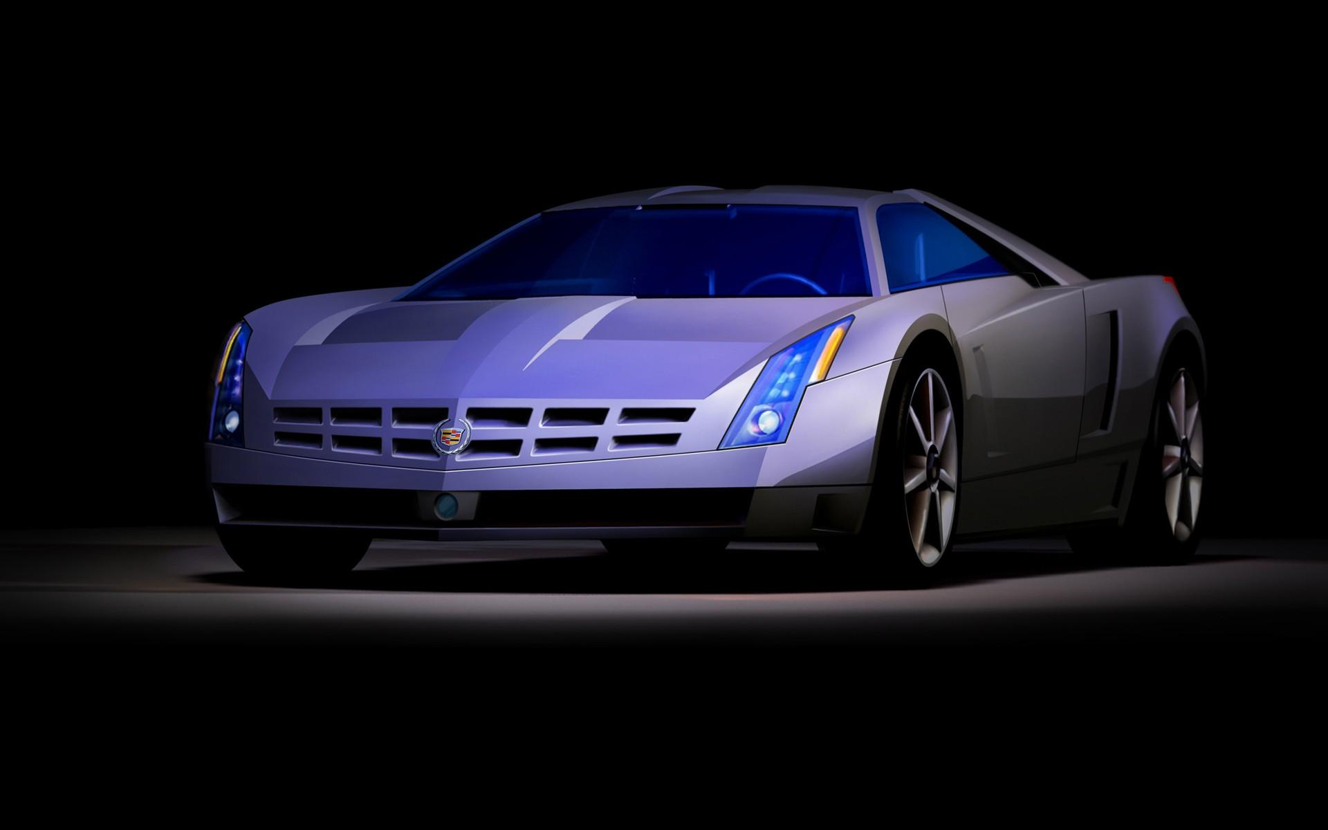 Cadillac Cien Concept Car wallpapers