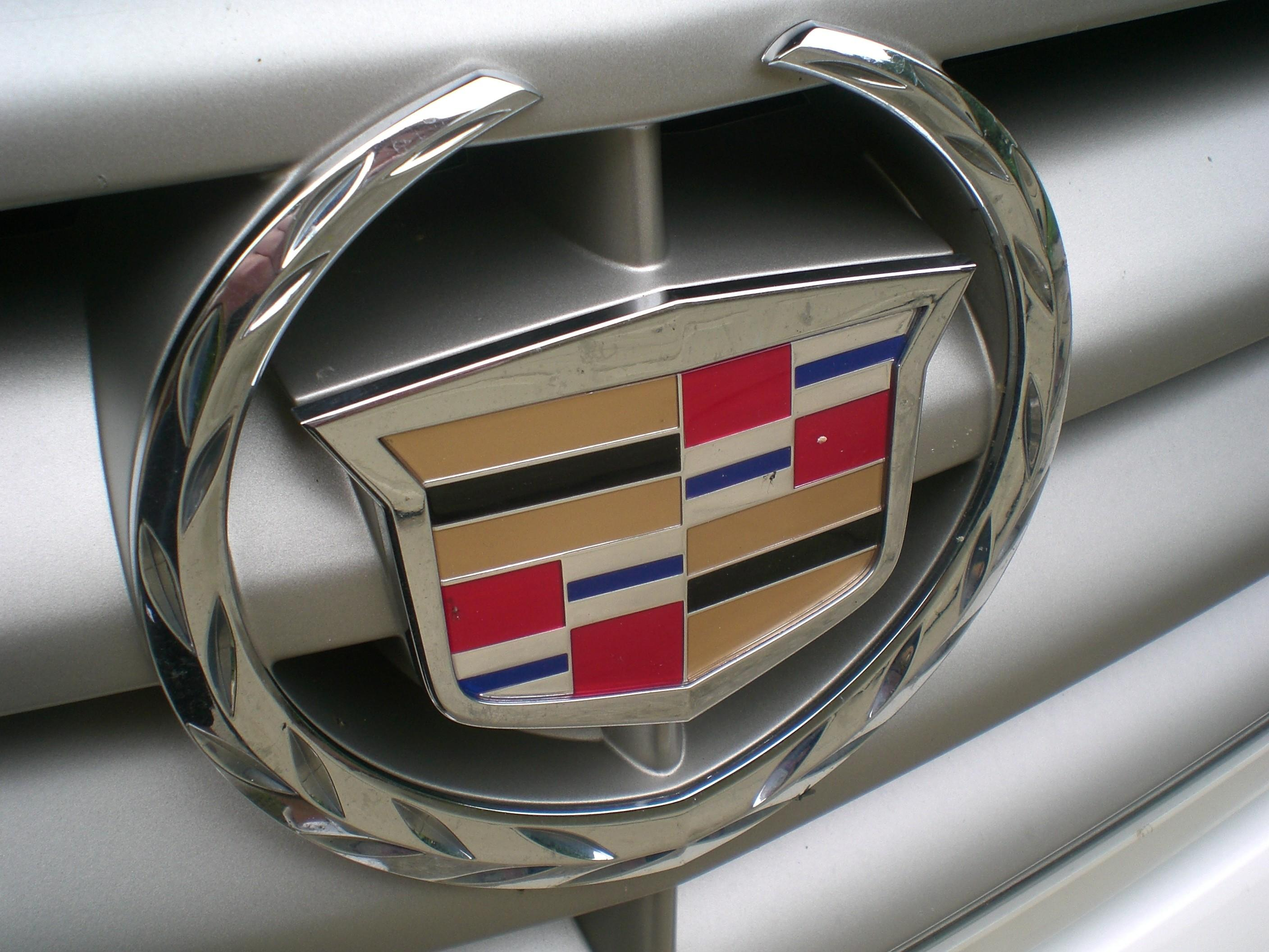 66+ Cadillac Logo Wallpapers