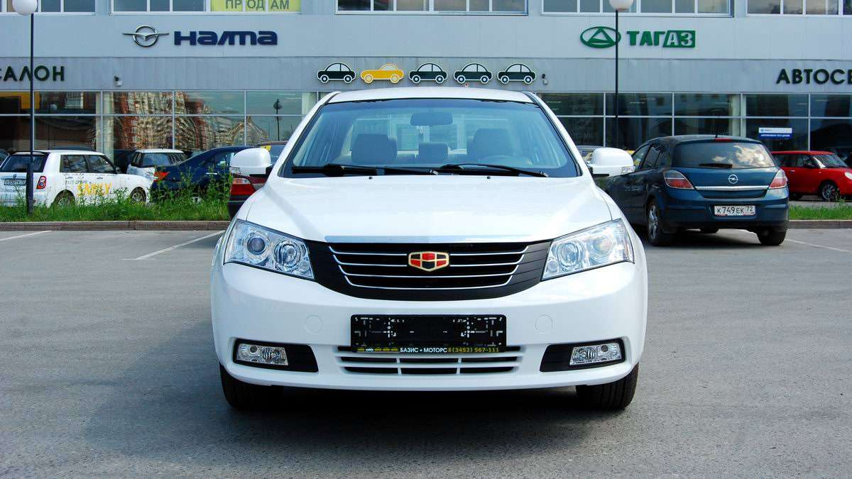 2012 Geely Emgrand Photos, 1.8, Gasoline, FF, Manual For Sale