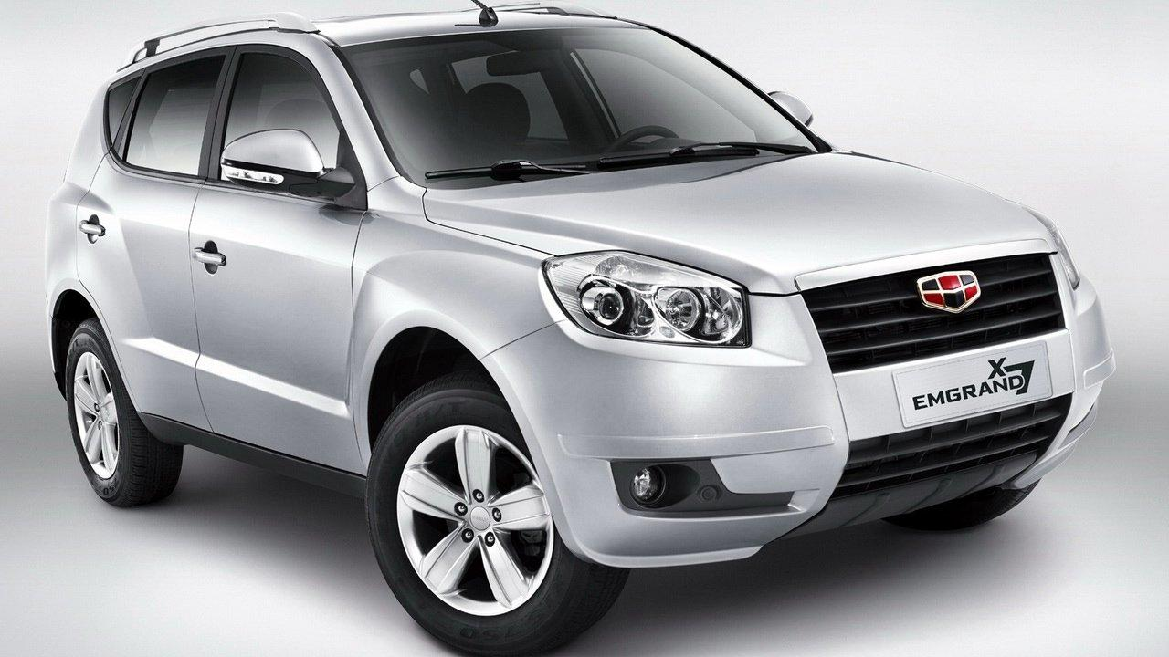 2014 Geely Emgrand X7 Pictures, Photos, Wallpapers.