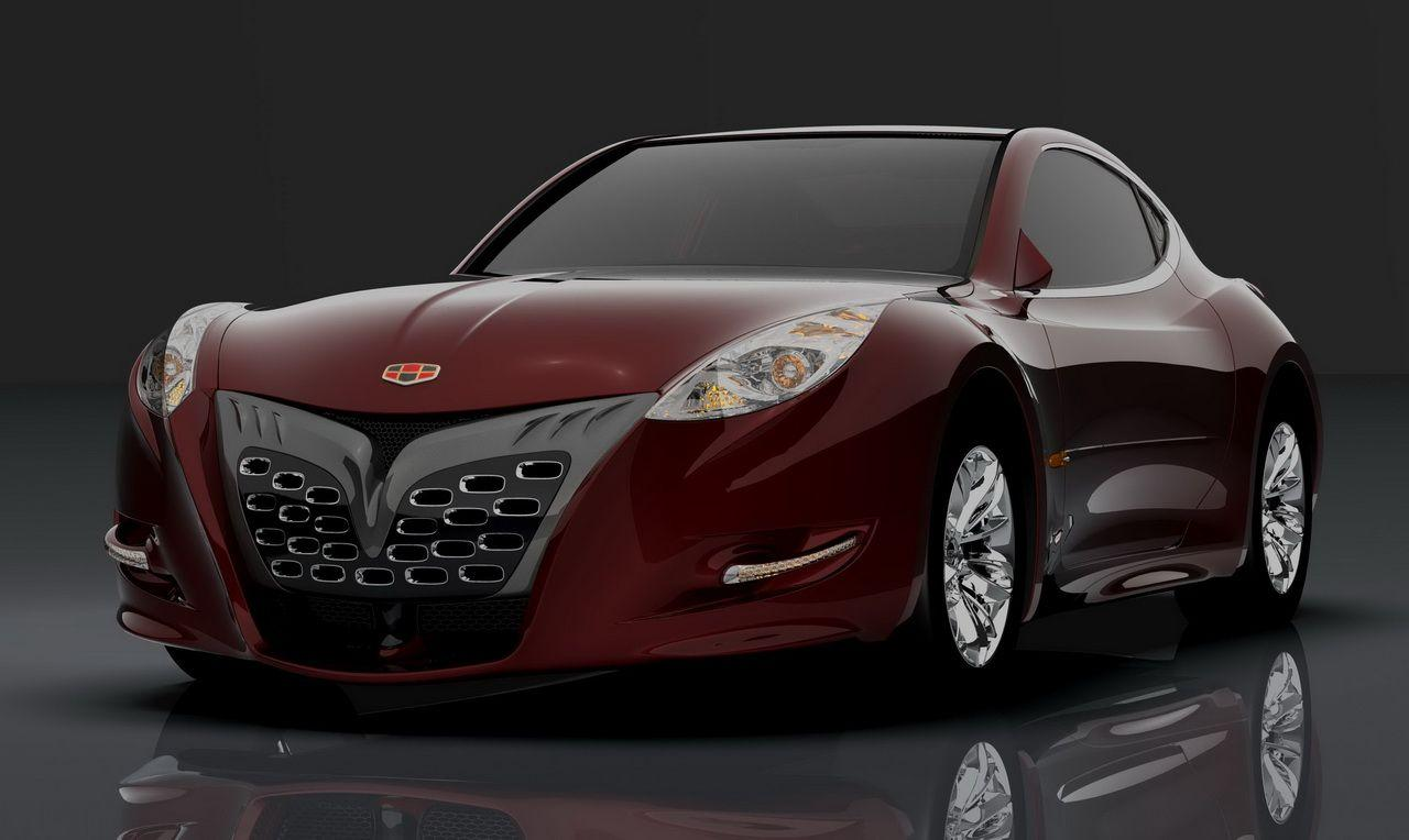 car wallpapers for Geely Cars 2013