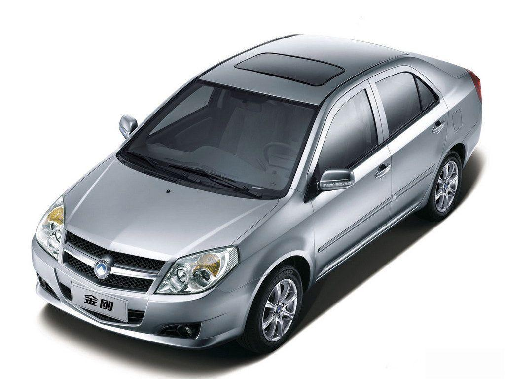 CARZ WALLPAPERS: Geely cars Wallpapers