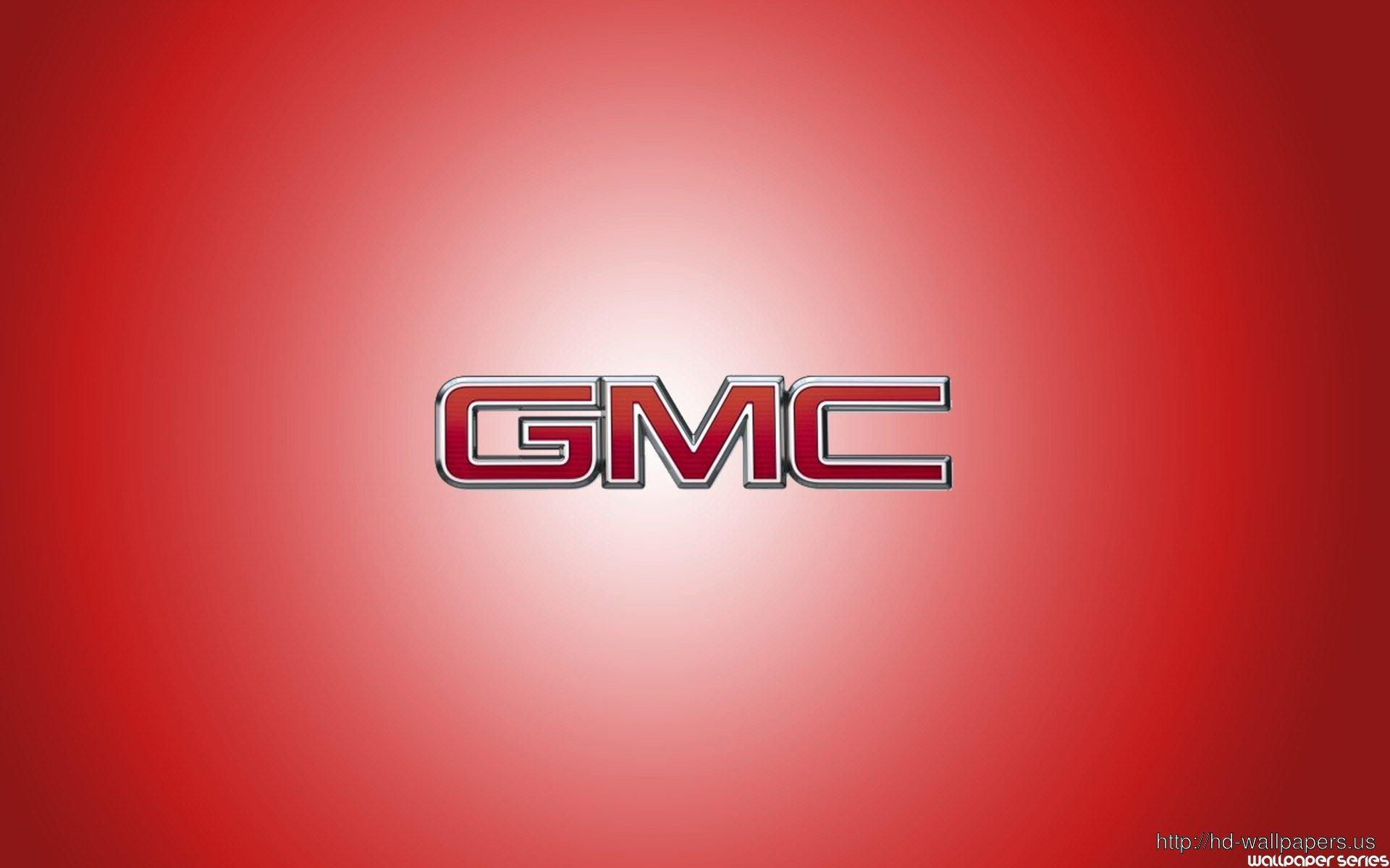 GMC Logo – Free Download HD Wallpapers