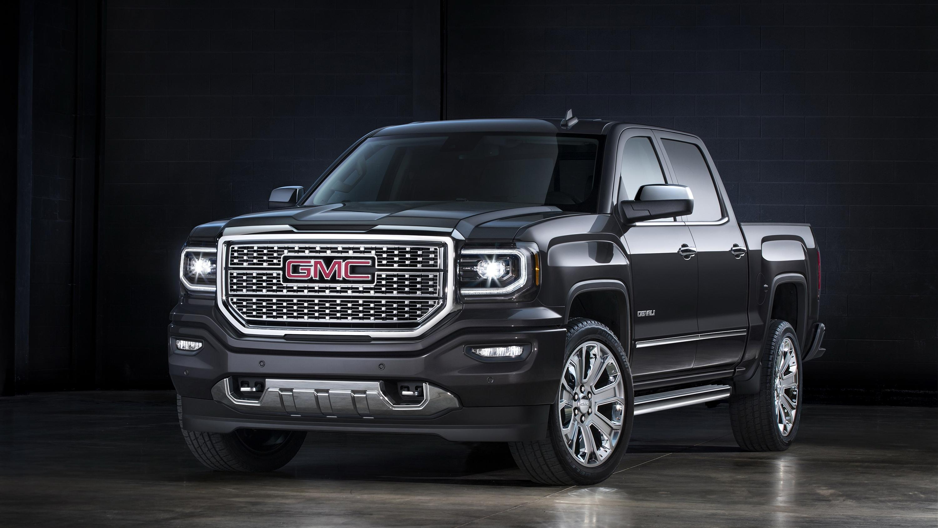 2017 GMC Sierra Denali Ultimate Pictures, Photos, Wallpapers. | Top ...