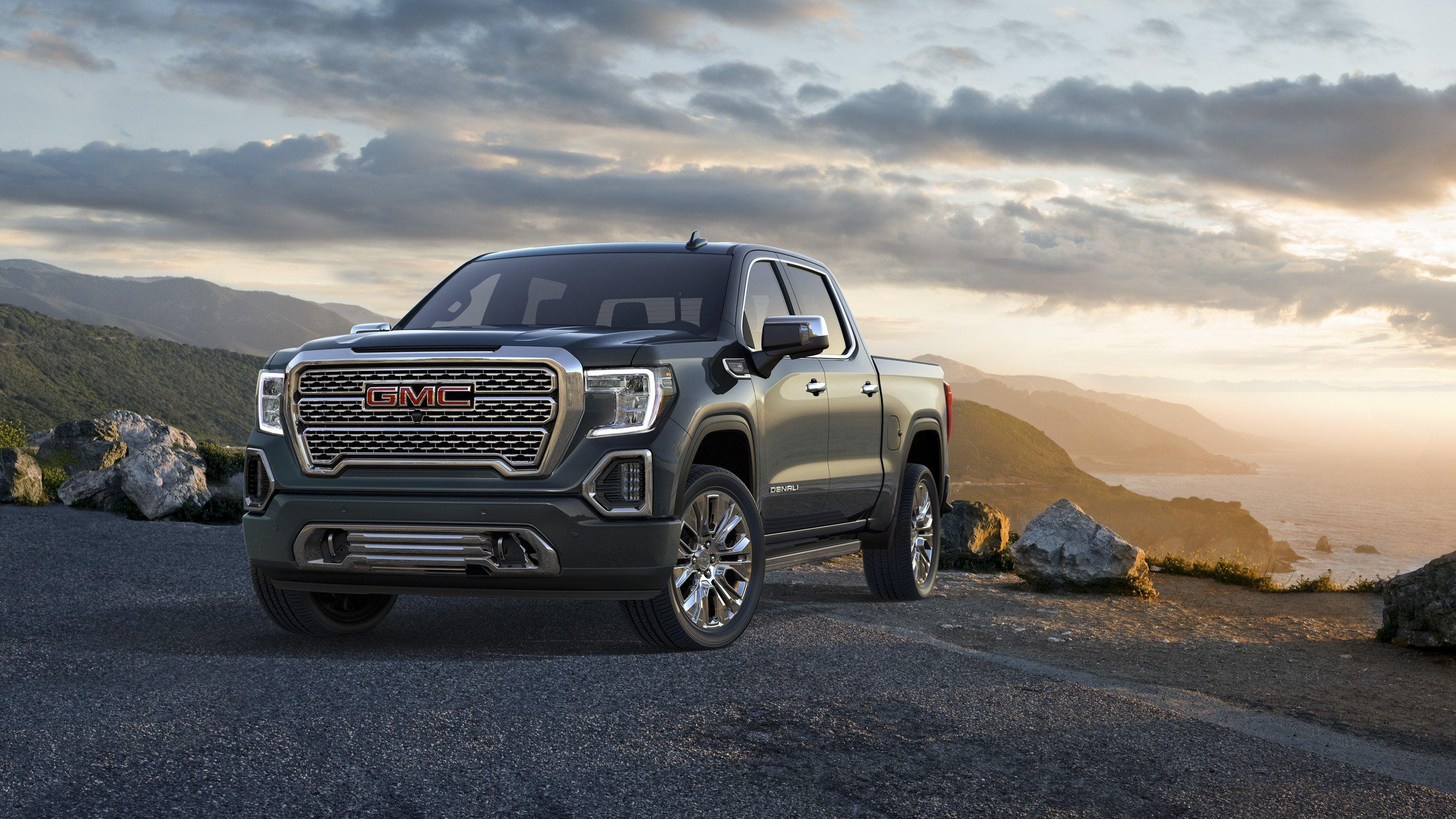 2019 GMC Sierra Pictures, Photos, Wallpapers. | Top Speed