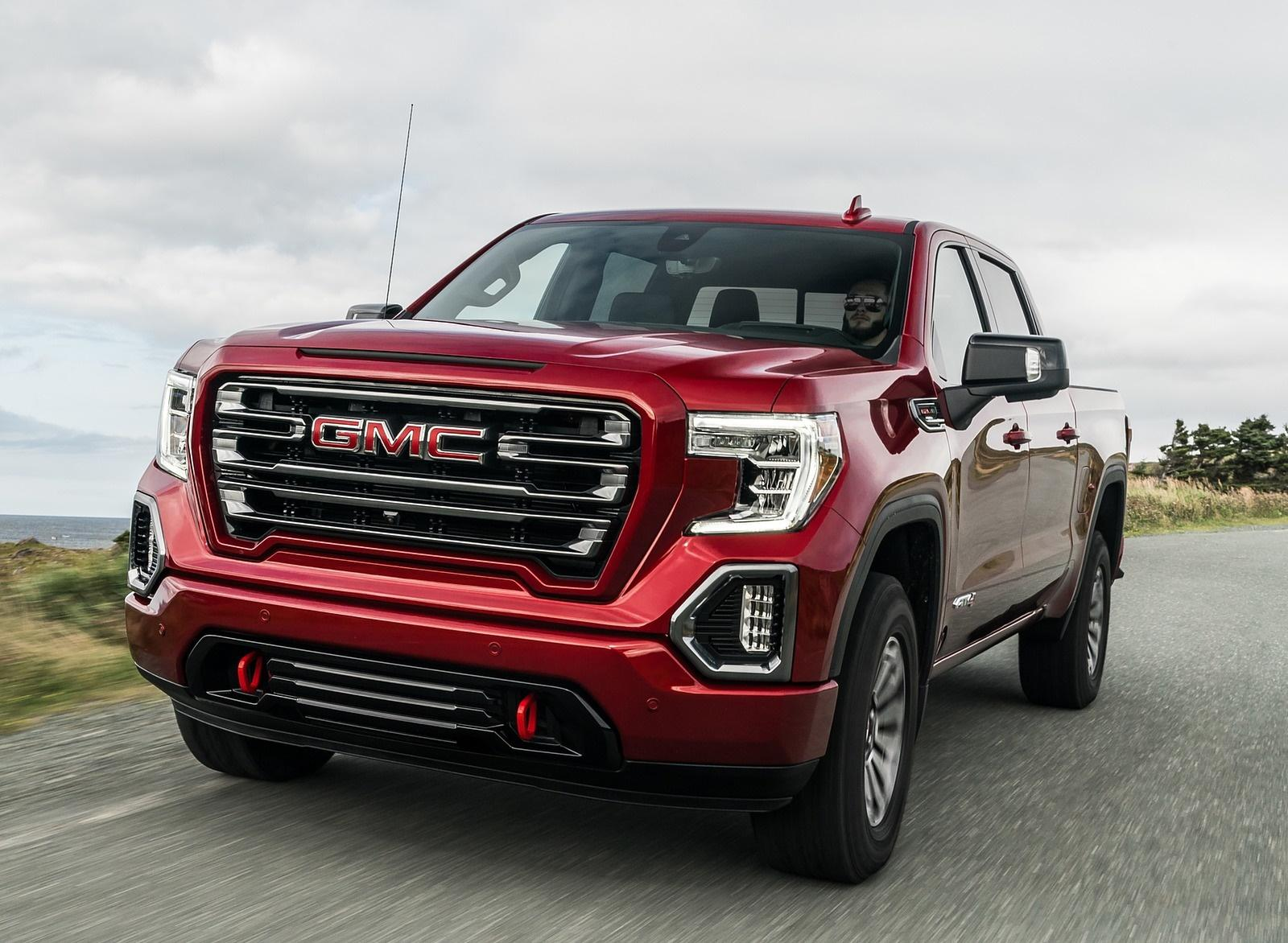 2019 GMC Sierra AT4 Wallpapers (36+ Images) - NewCarCars