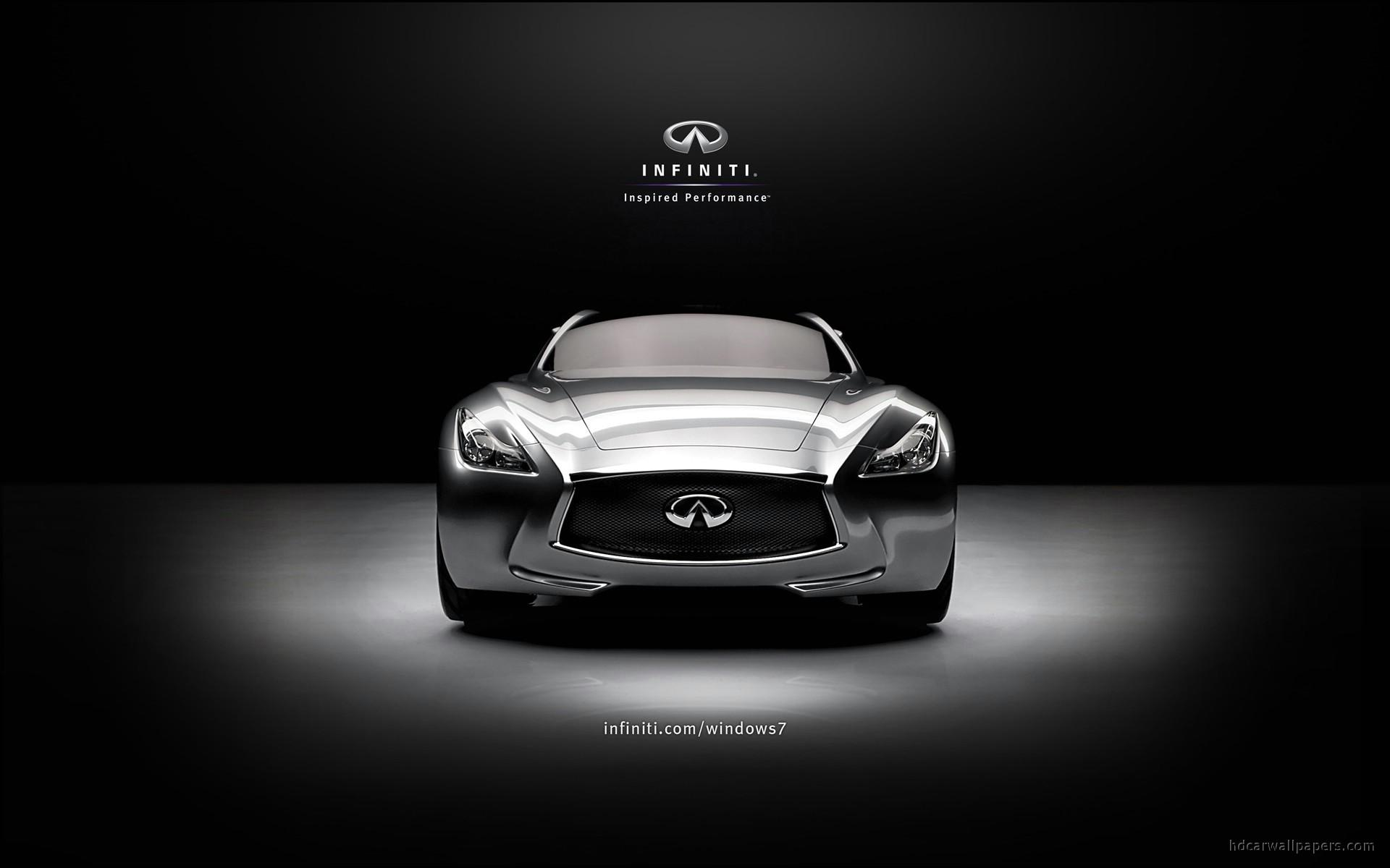 Infiniti Essence Concept for Windows 7 Wallpaper | HD Car Wallpapers ...