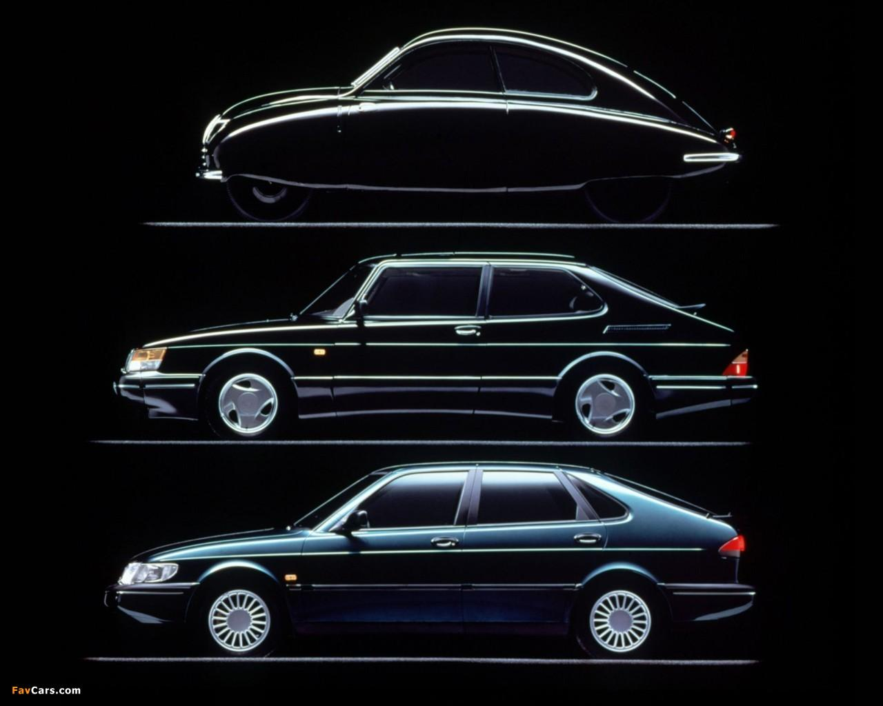 Saab Wallpapers 6