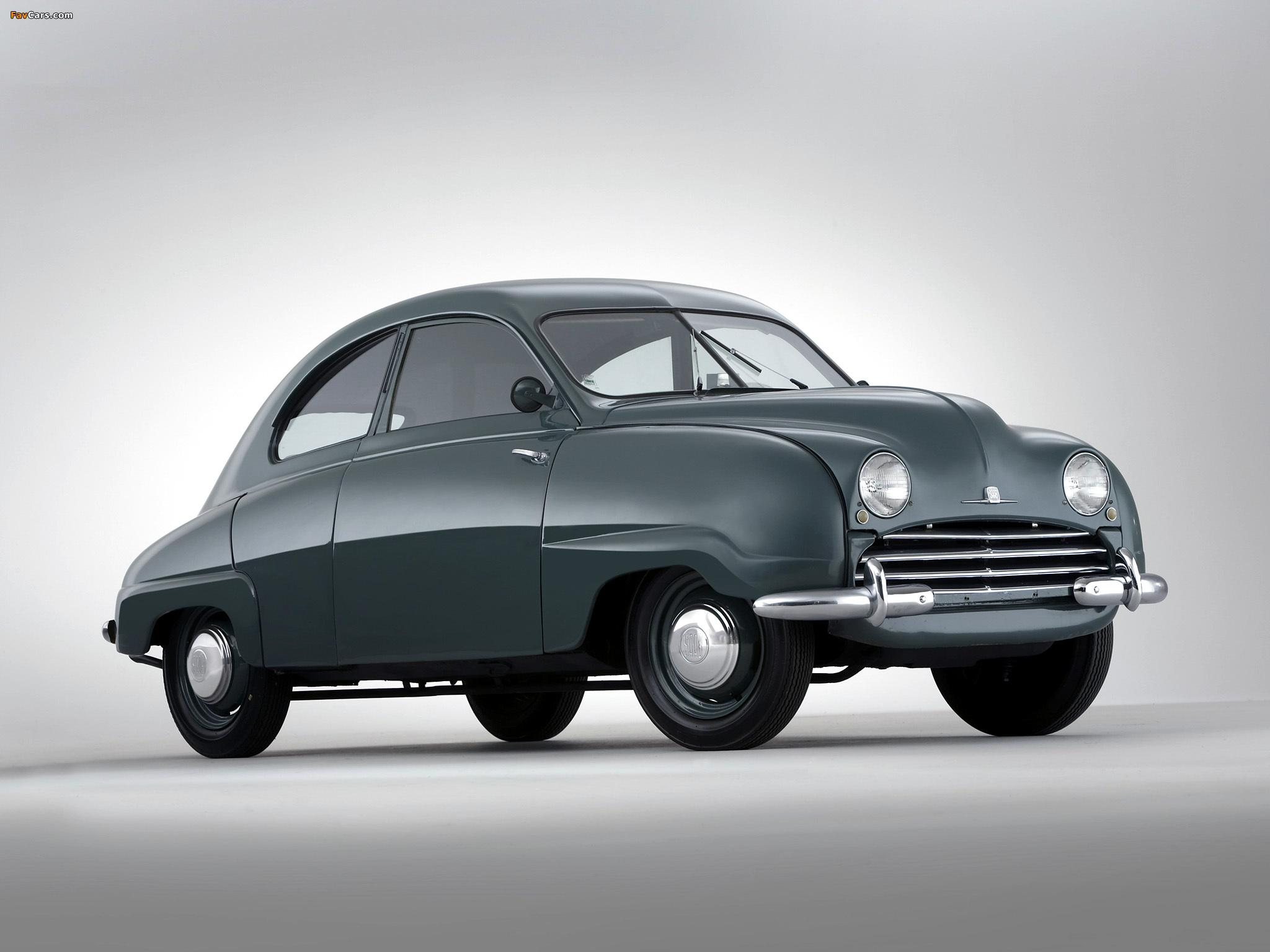 Saab 92 1950–56 wallpapers
