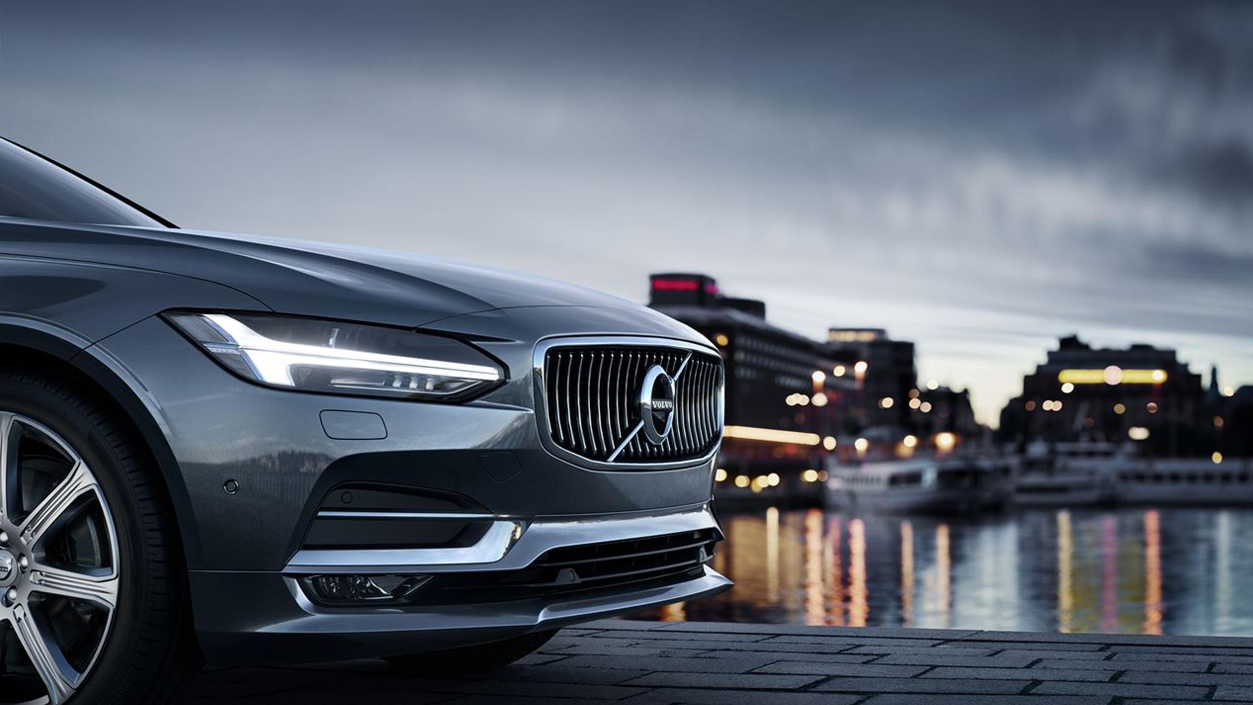 Photo collection of Volvo Wallpapers
