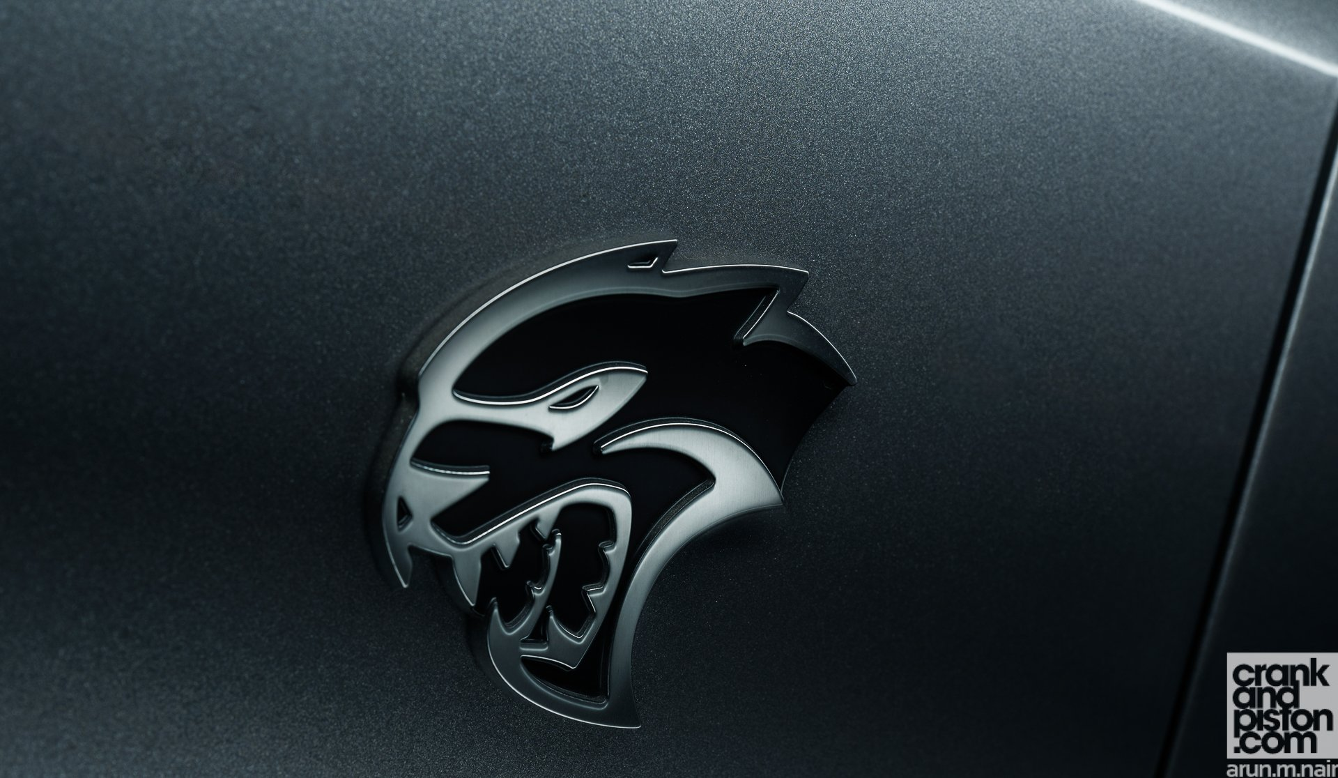 Dodge Hellcat Logo Wallpapers Wallpaper Cave