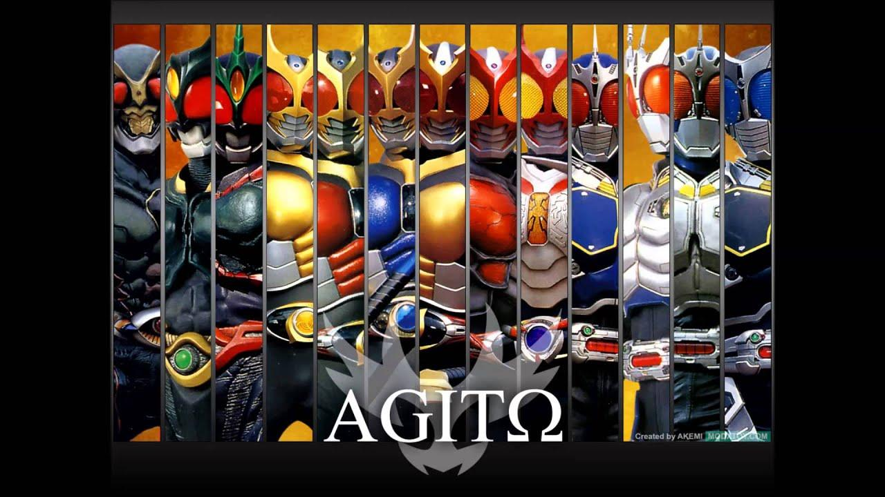 Kamen Rider Agito Wallpapers - Wallpaper Cave