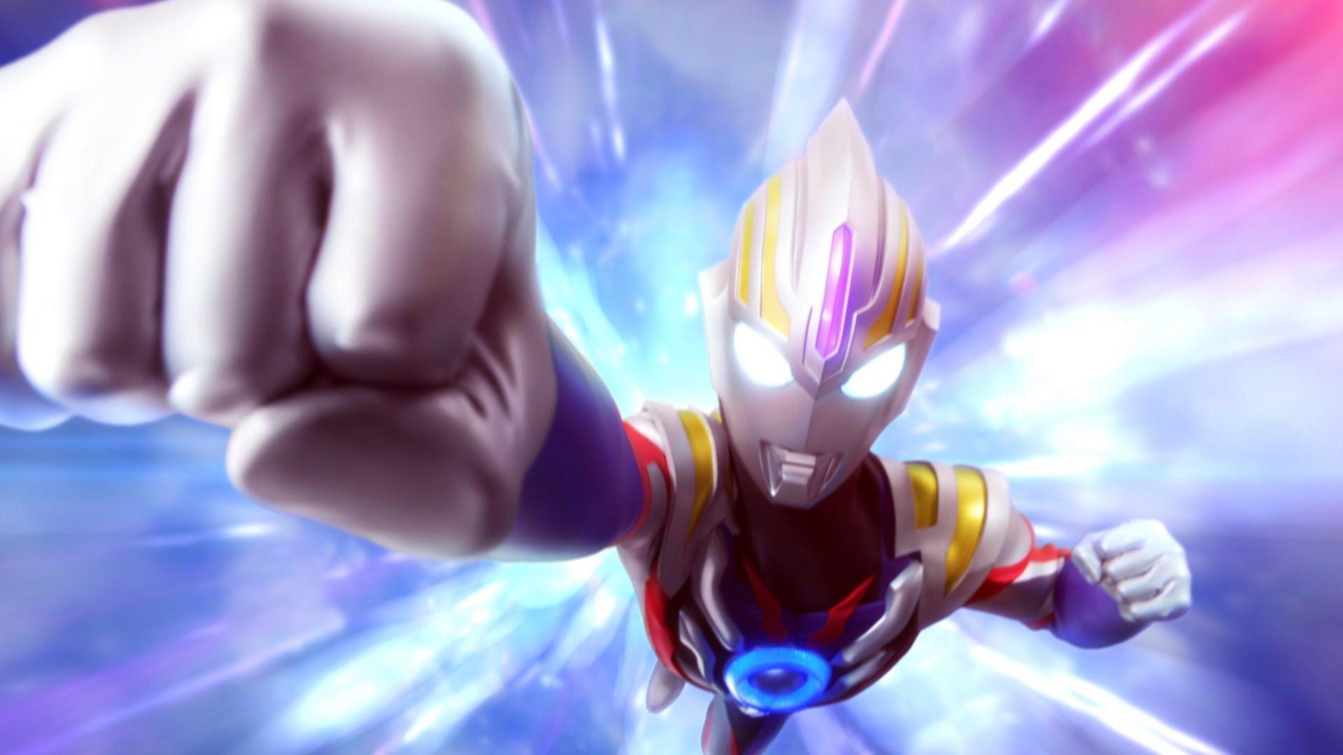 Ultraman orb trailer gaming illuminaughty