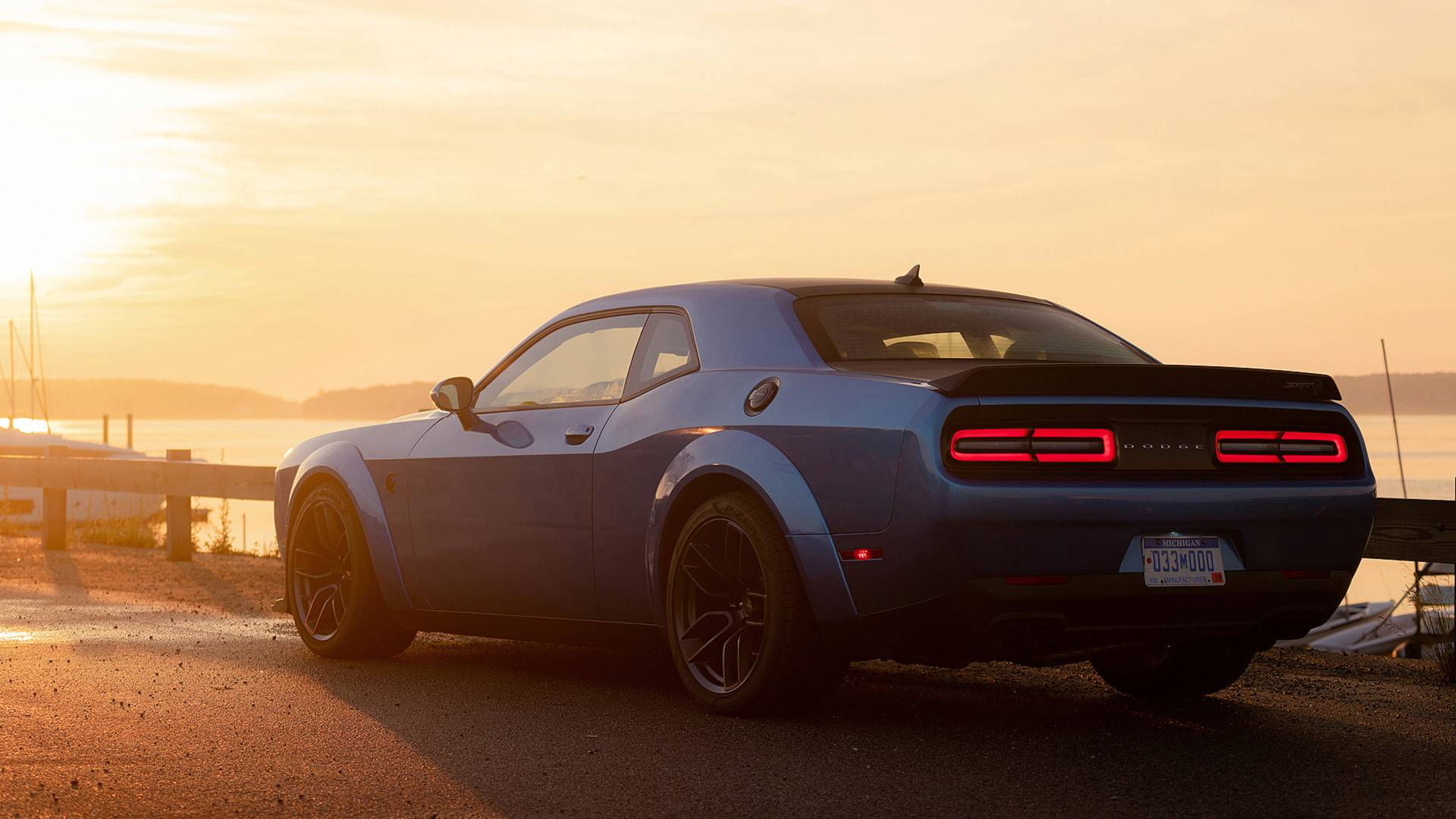 2019 Dodge Challenger SRT Hellcat Redeye First Drive: Demon Spawn