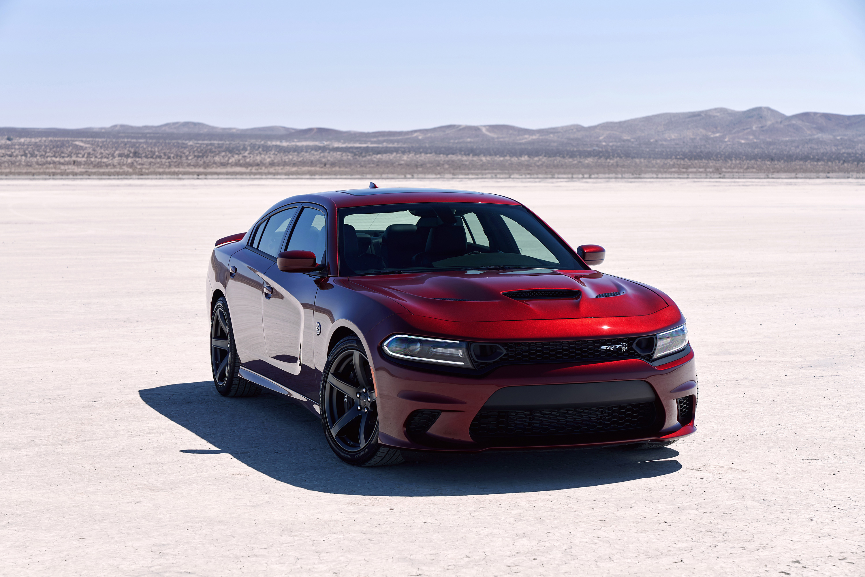 Dodge Charger SRT Hellcat 2019, HD Cars, 4k Wallpapers, Image