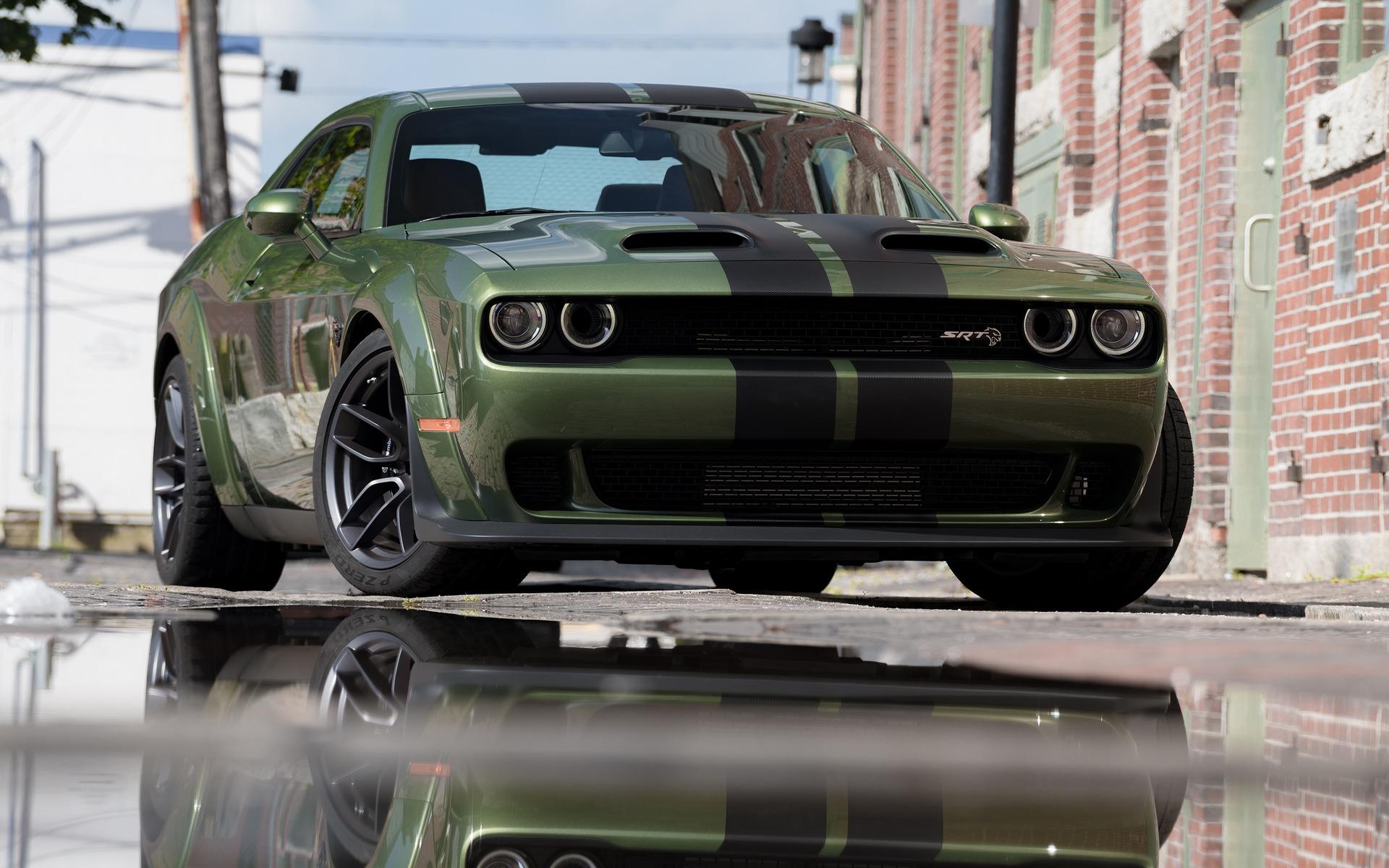 2019 Dodge Challenger SRT Hellcat Redeye Widebody: Full Blast on the