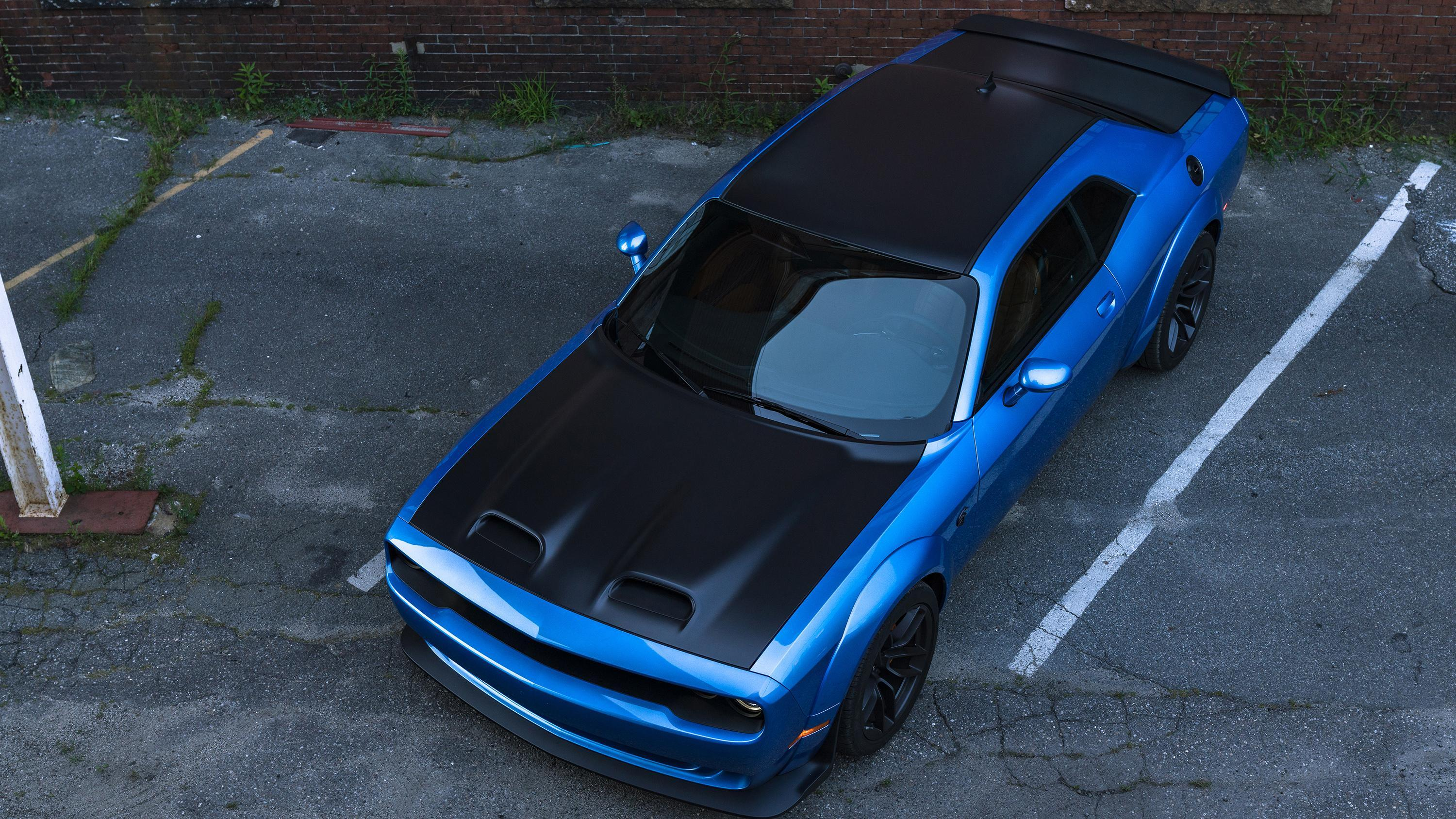 2019 Dodge Challenger SRT Hellcat Redeye Widebody Wallpapers