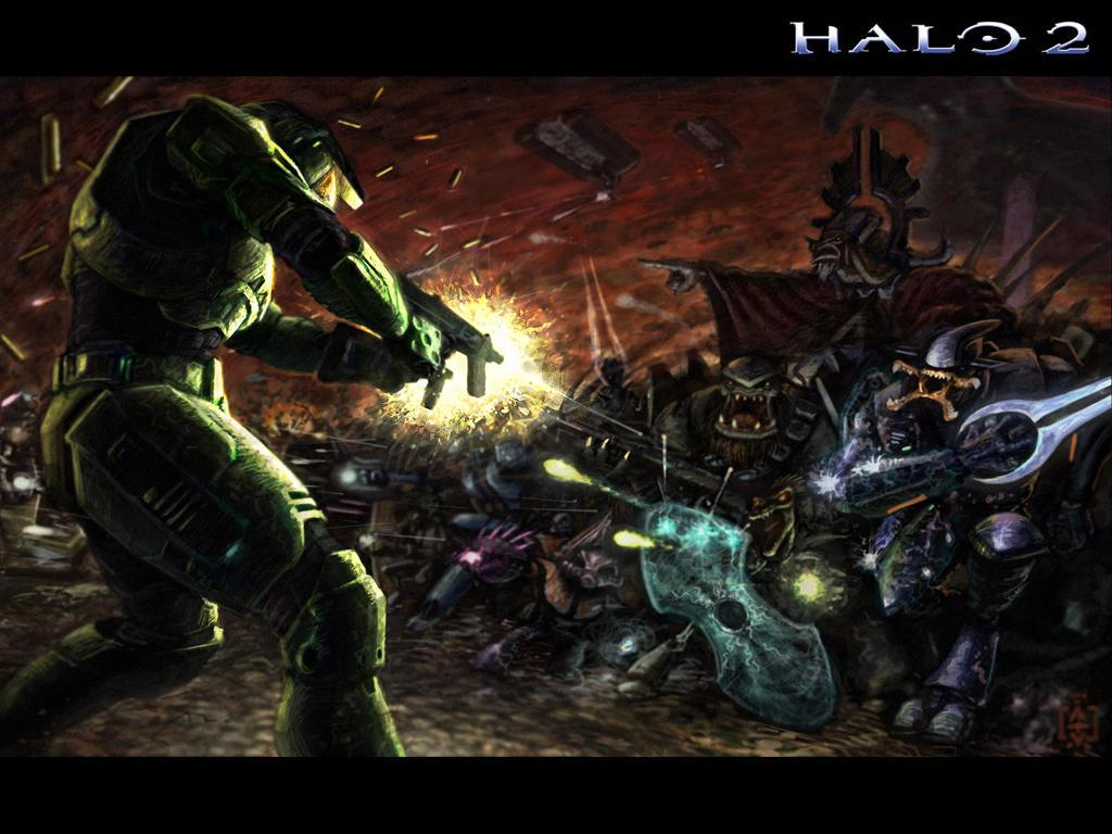 Halo 2 Wallpapers by VegasMike