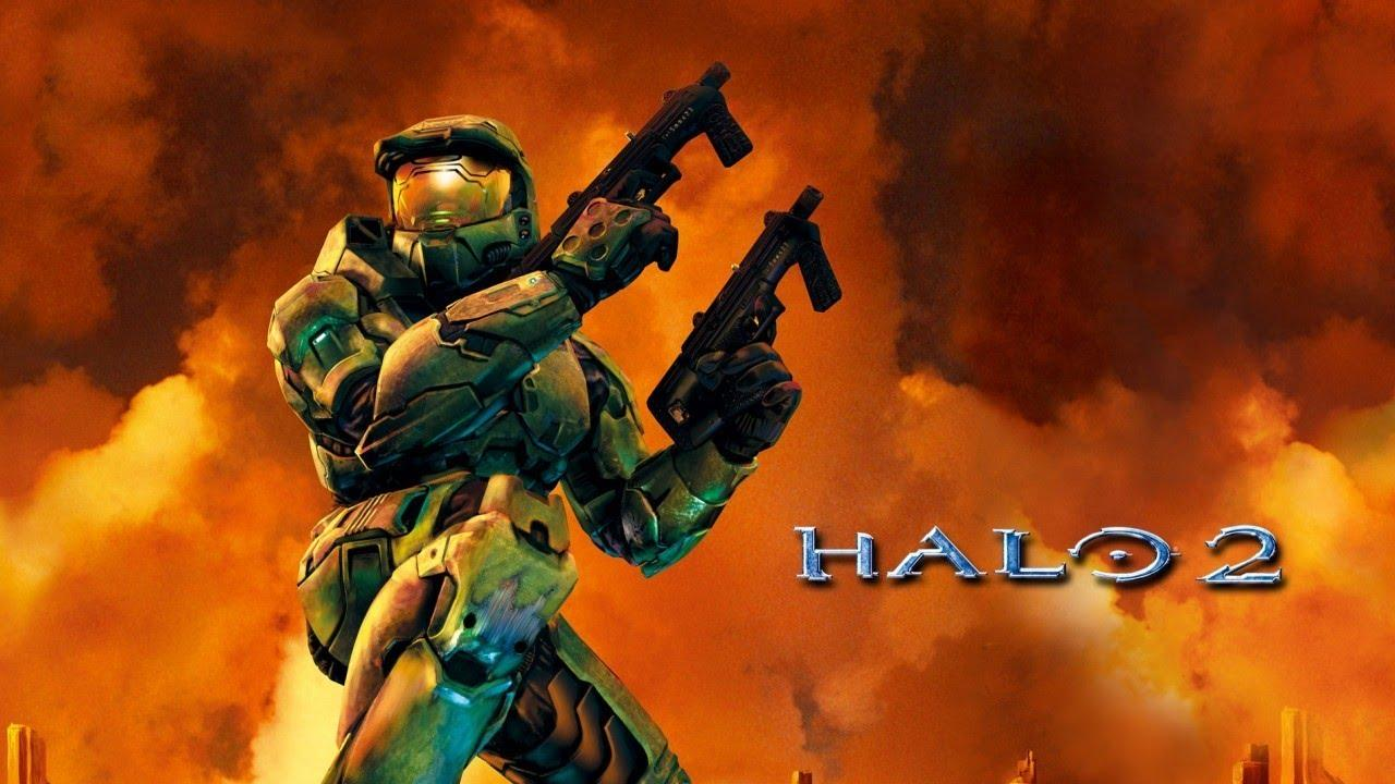 Halo 2 Game Movie