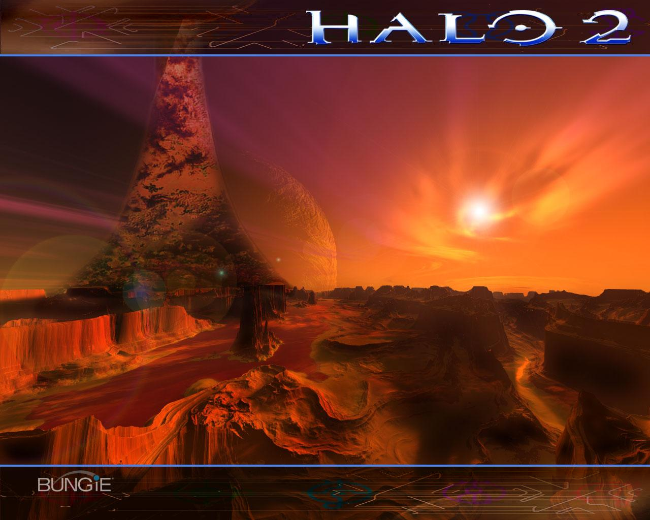 Halo 2 Wallpapers for Iphone