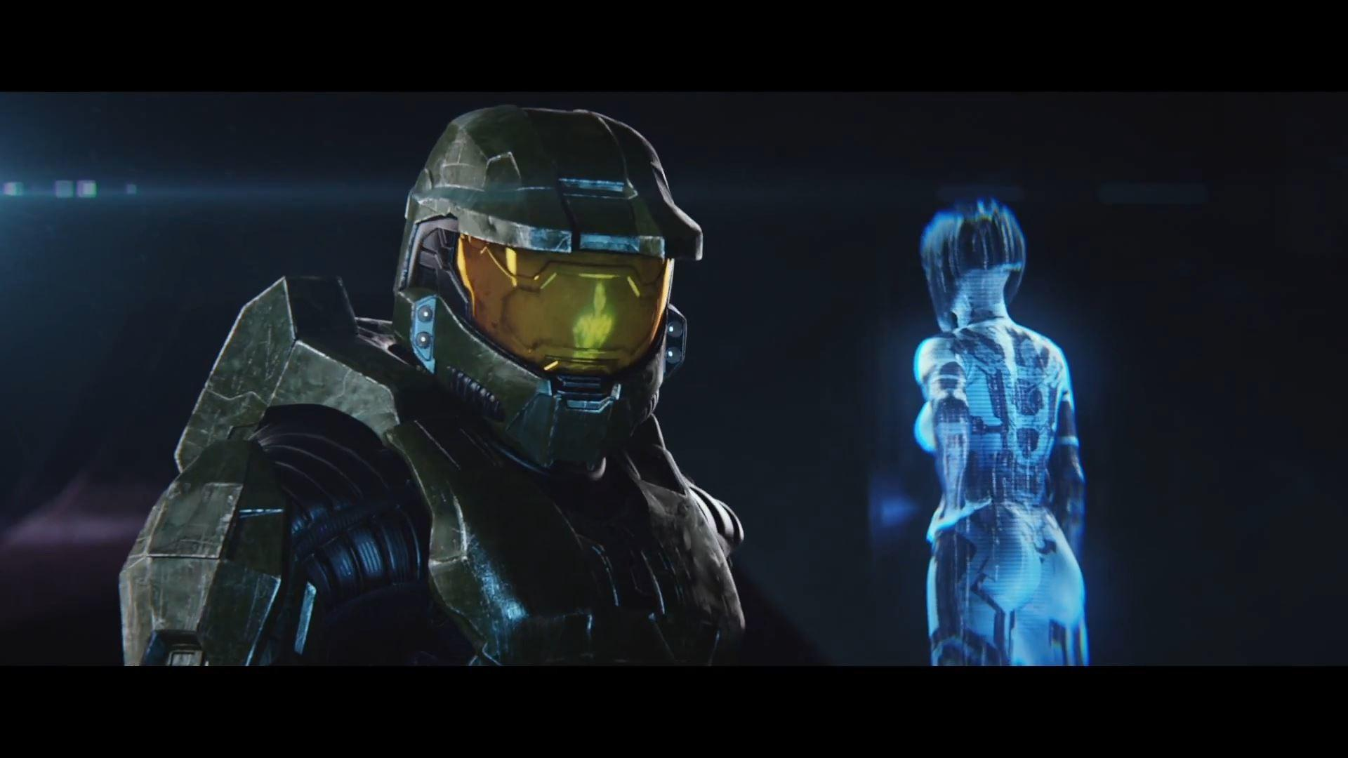 Master Chief and Arbiter Wallpapers