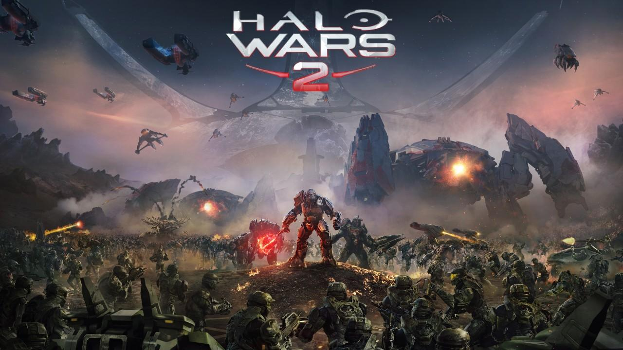 Wallpapers Halo Wars 2, PC, Xbox, 2017 Games, HD, Games,