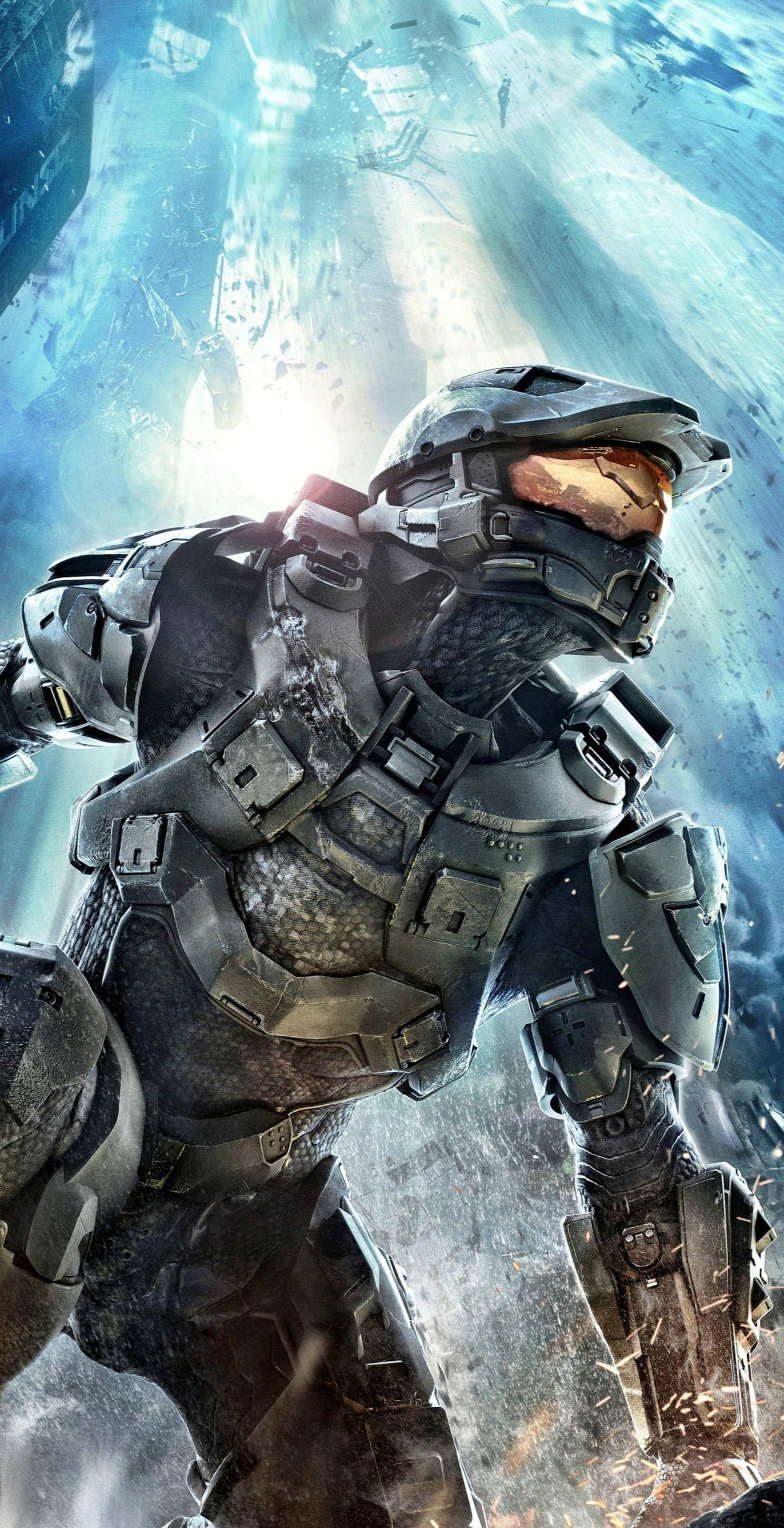 Halo 4 Wallpapers for iPhone 5