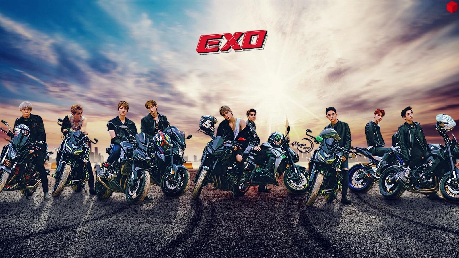 Exo Tempo Wallpaper Hd Peatix