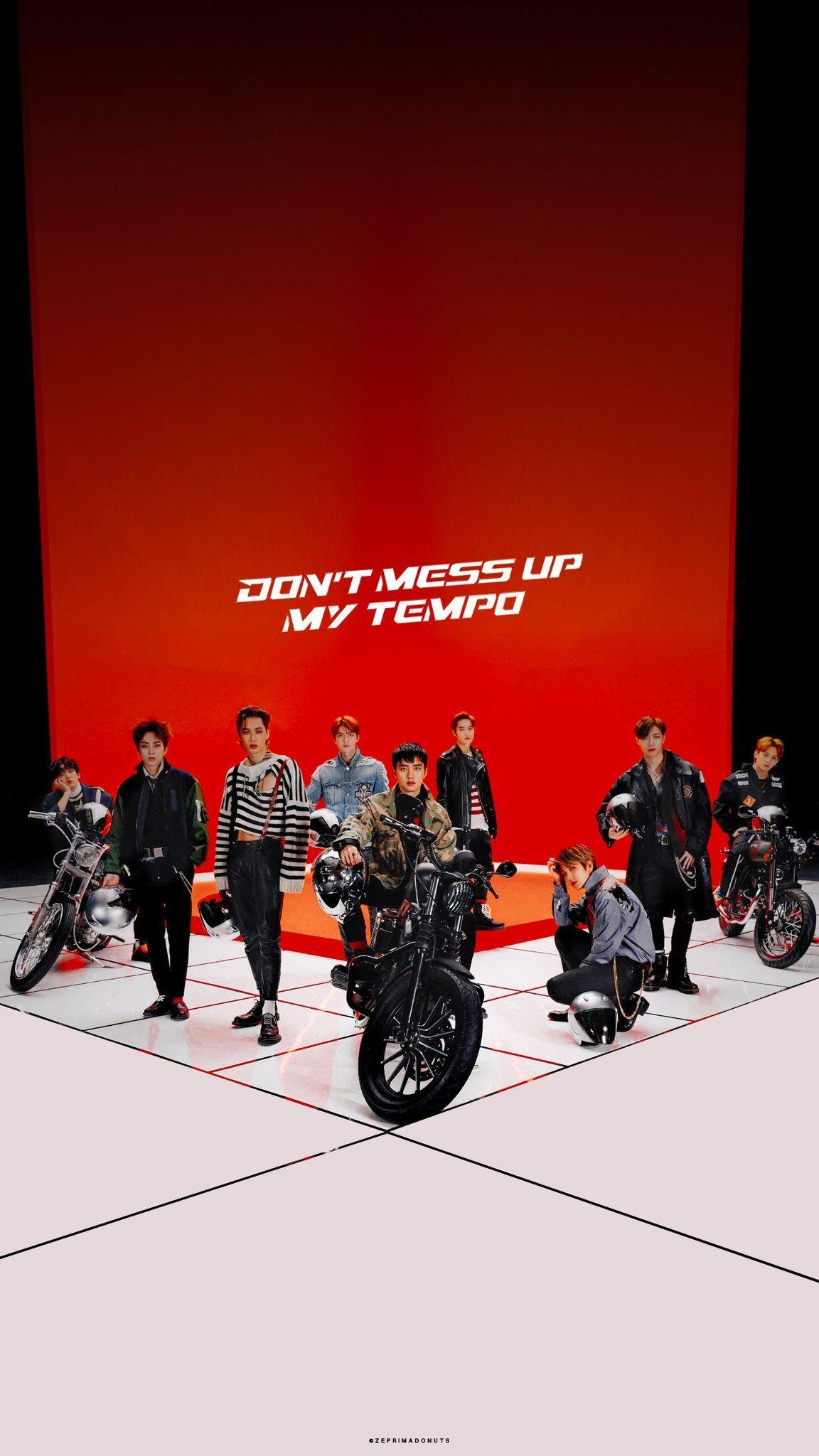 EXO | 181102 | ❤︎EXO❤ | DON'T MESS UP MY TEMPO |