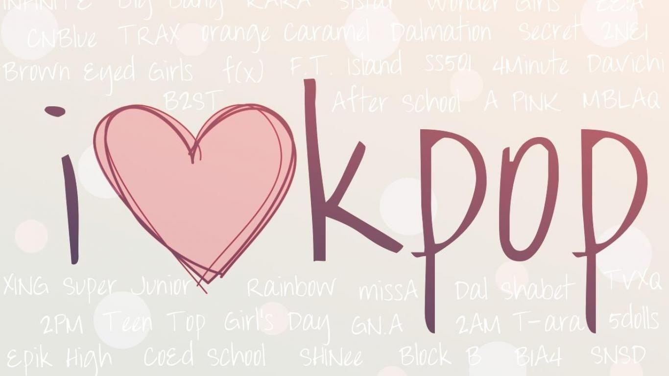 K Pop Wallpapers Wallpaper Cave