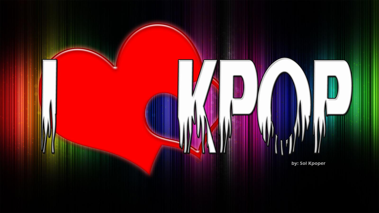 K Pop Wallpapers Wallpaper Cave