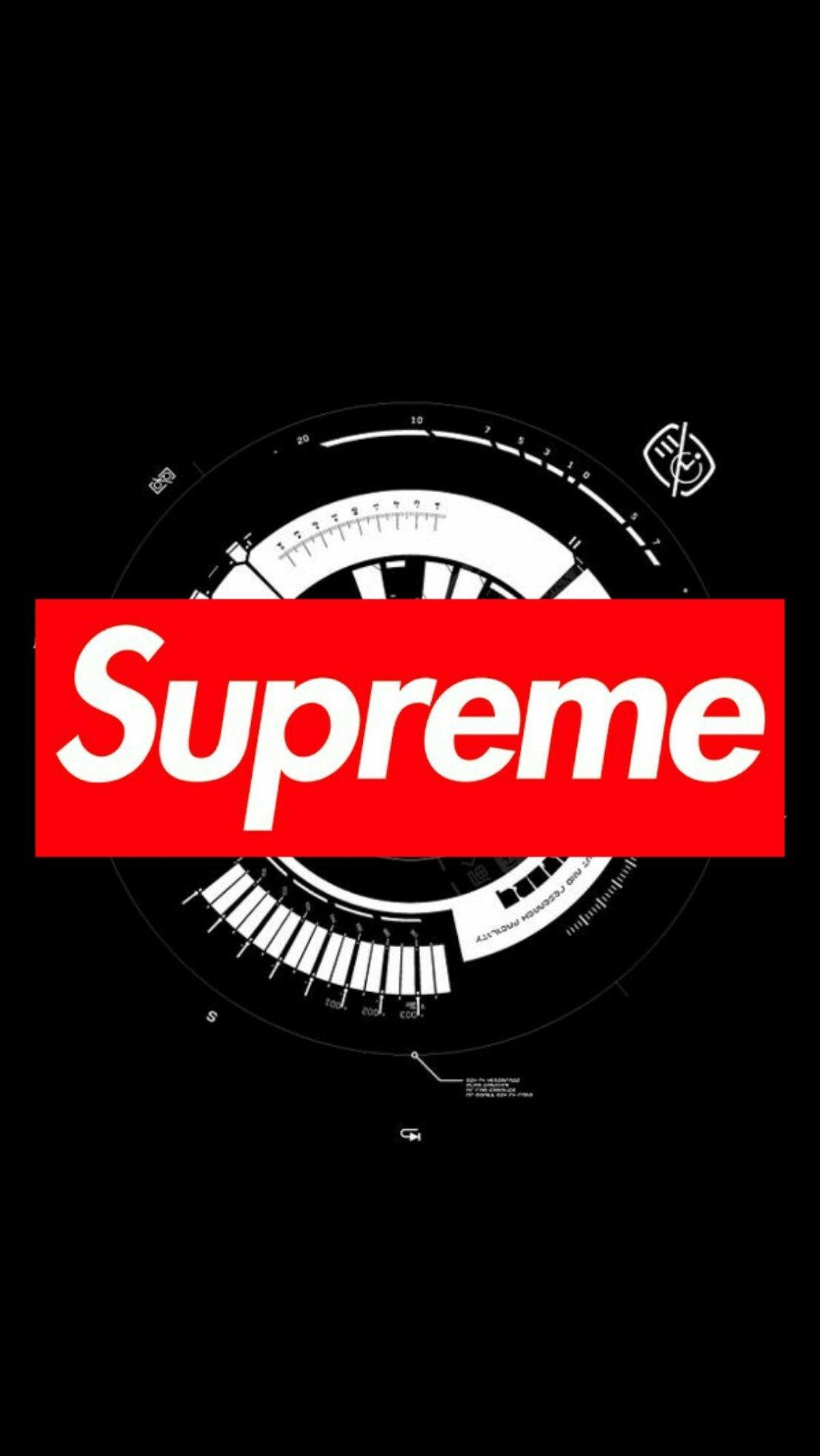 Supreme Jordan Wallpapers Wallpaper Cave