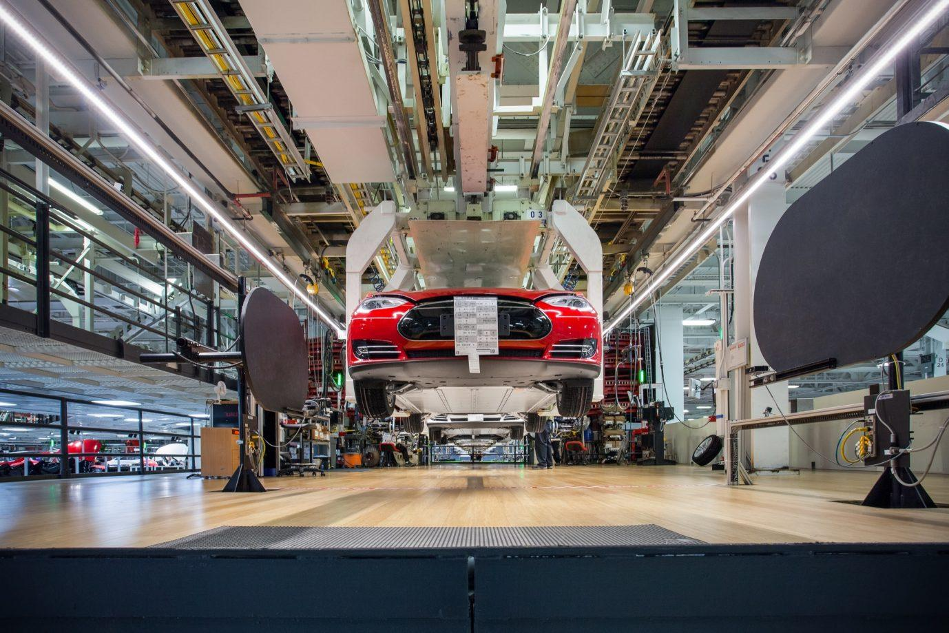 New 2020 Tesla Model Y Front High Resolution Wallpapers