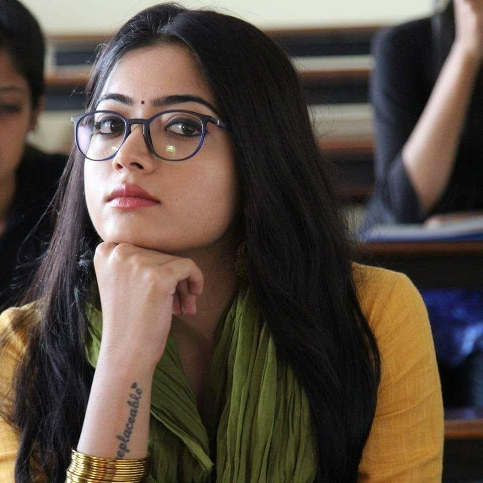 Kannada Actress Rashmika Mandanna Latest Unseen Stills