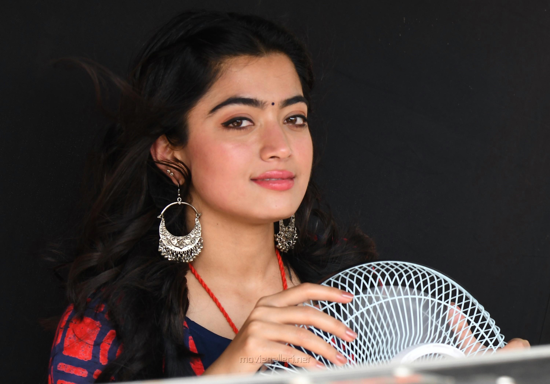 Devadas Actress Rashmika Mandanna Photos HD