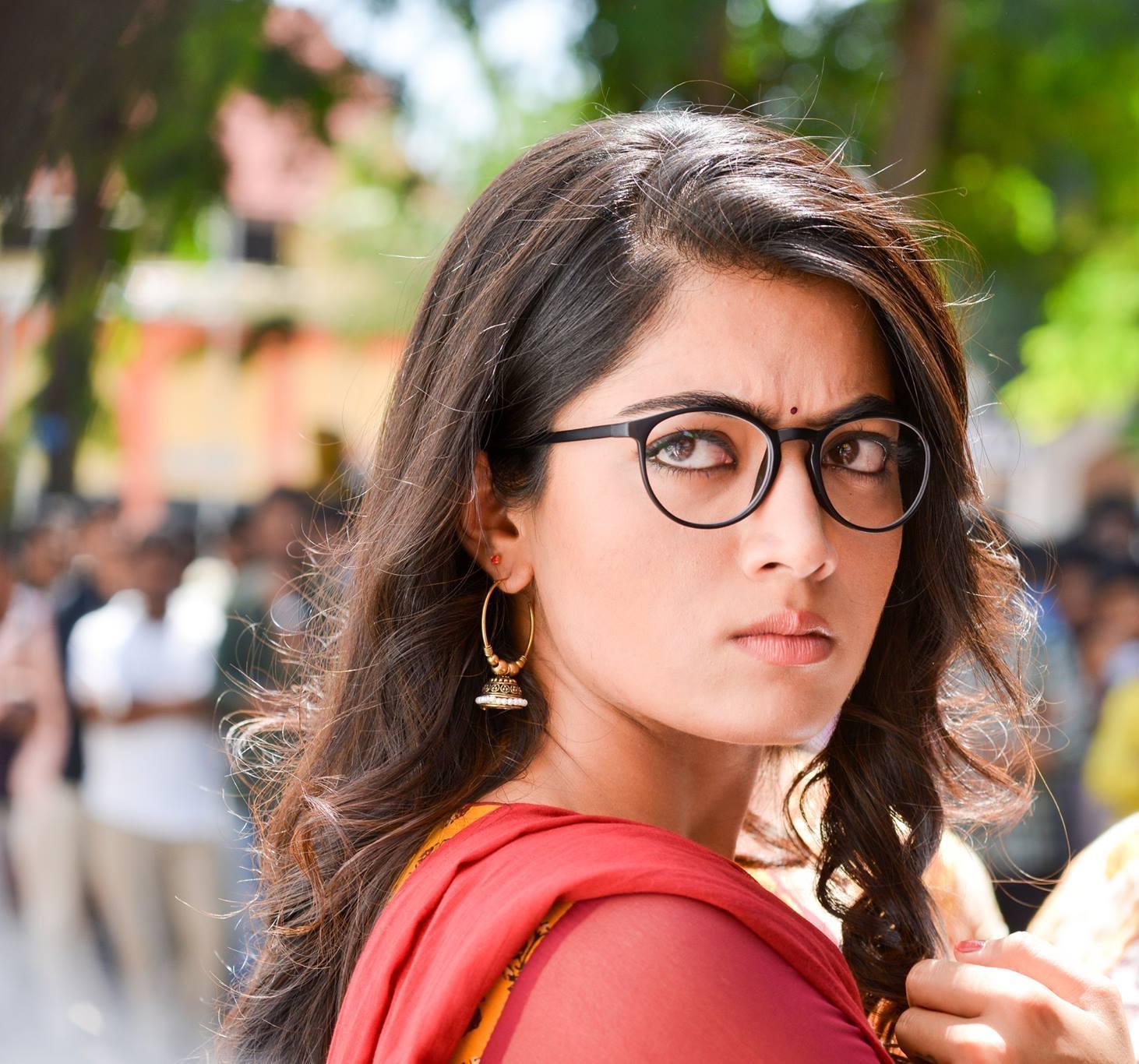 Geetha Govindam Movie Heroine Rashmika Mandanna Photos