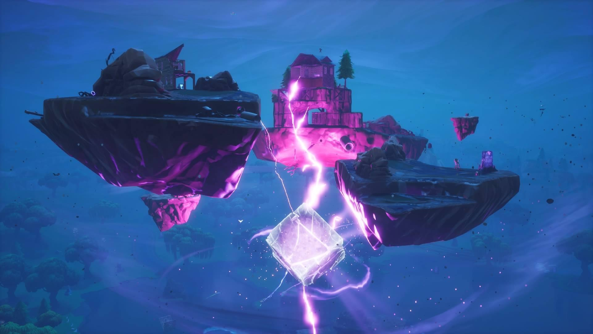 Fortnite' New Leaky Lake: An Otherworldly In