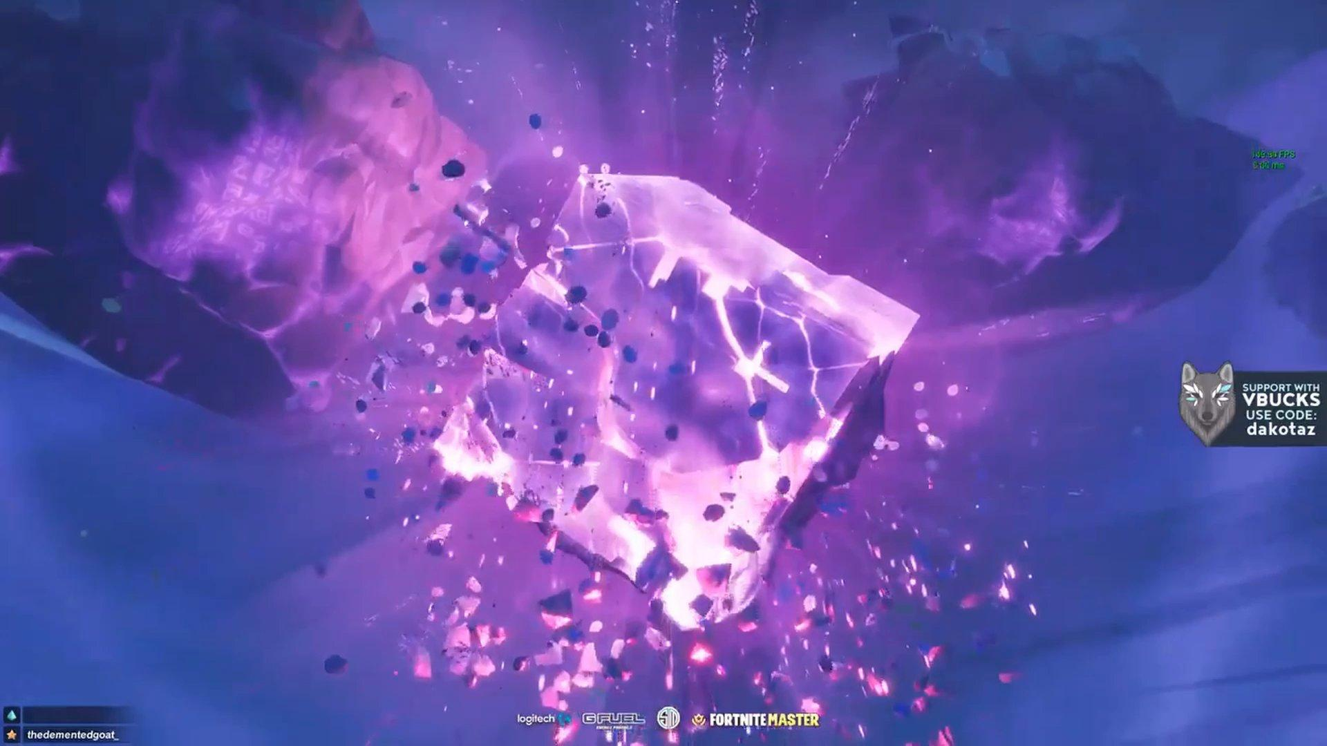 Fortnite Kevin The Cube Wallpapers