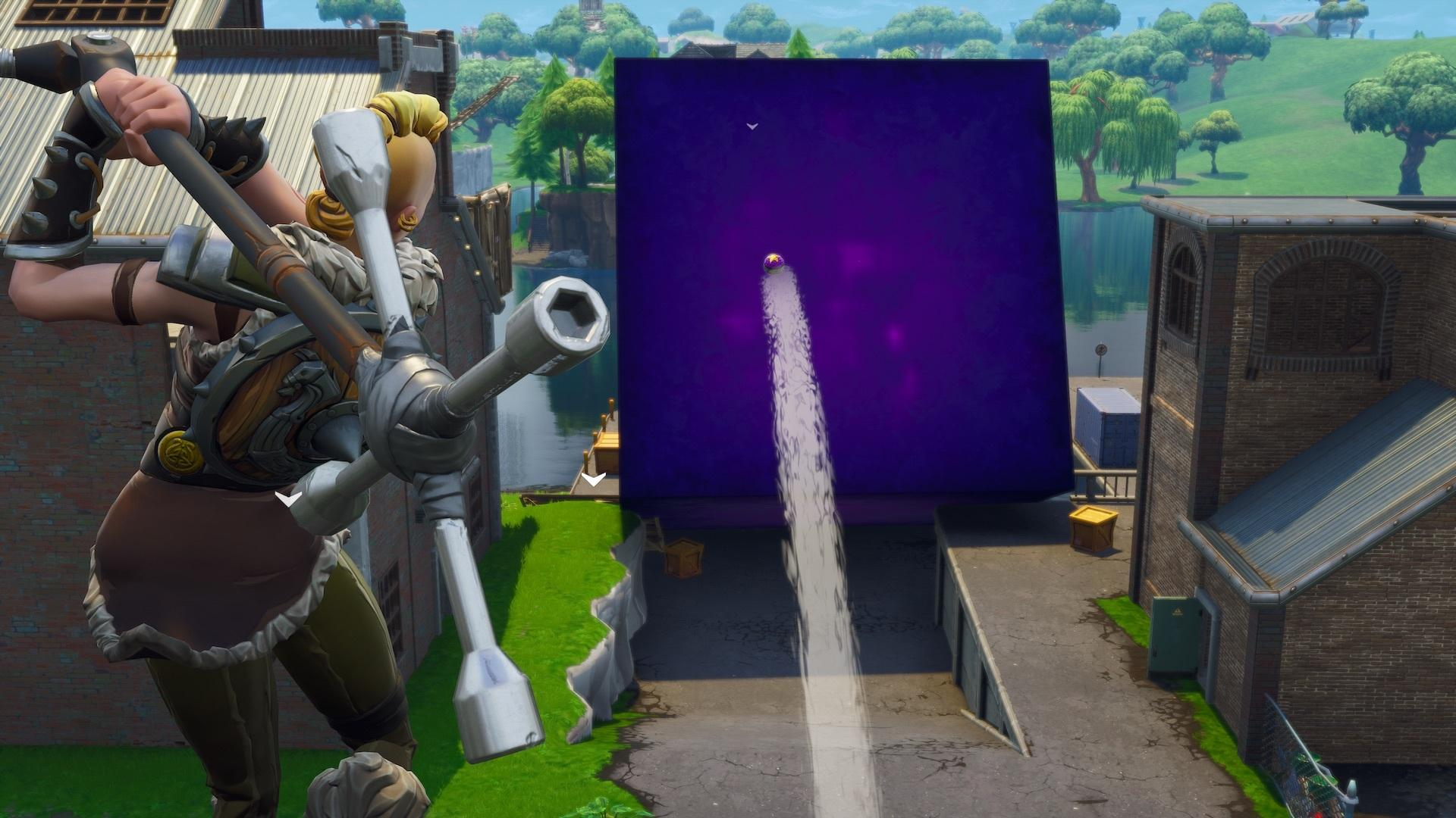 Fortnite: What's Up With The Cube And Loot Lake? Season 6 Theories