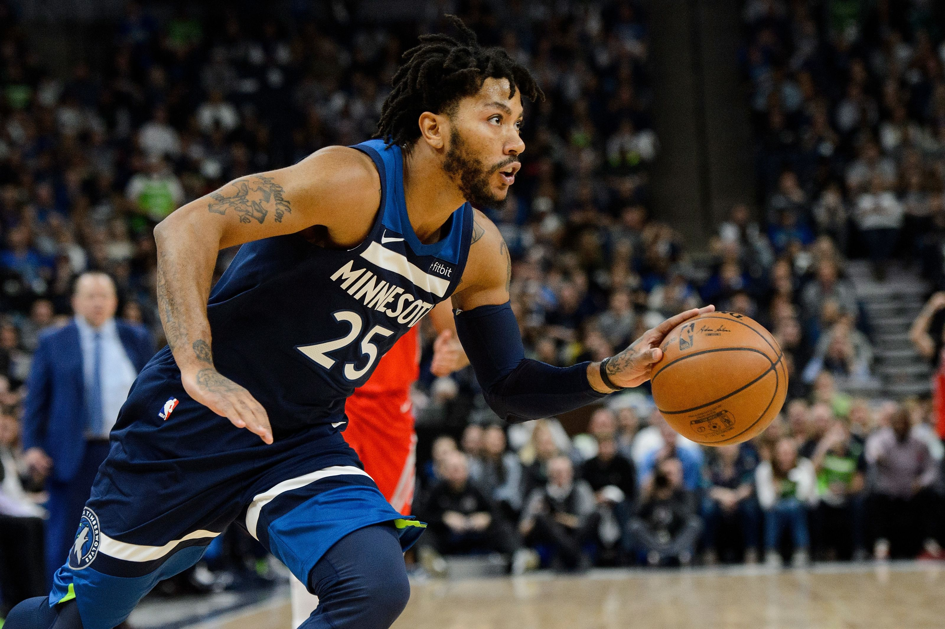 Minnesota Timberwolves: Derrick Rose could be the Most Improved Player