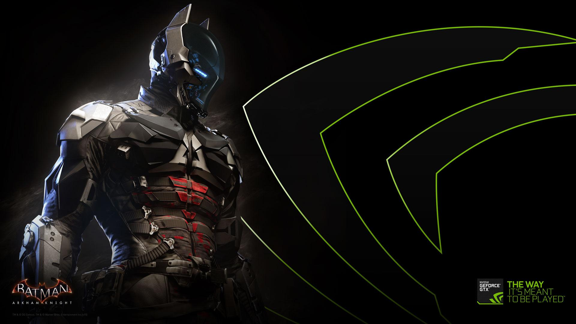 Download these Batman: Arkham Knight Wallpapers | GeForce